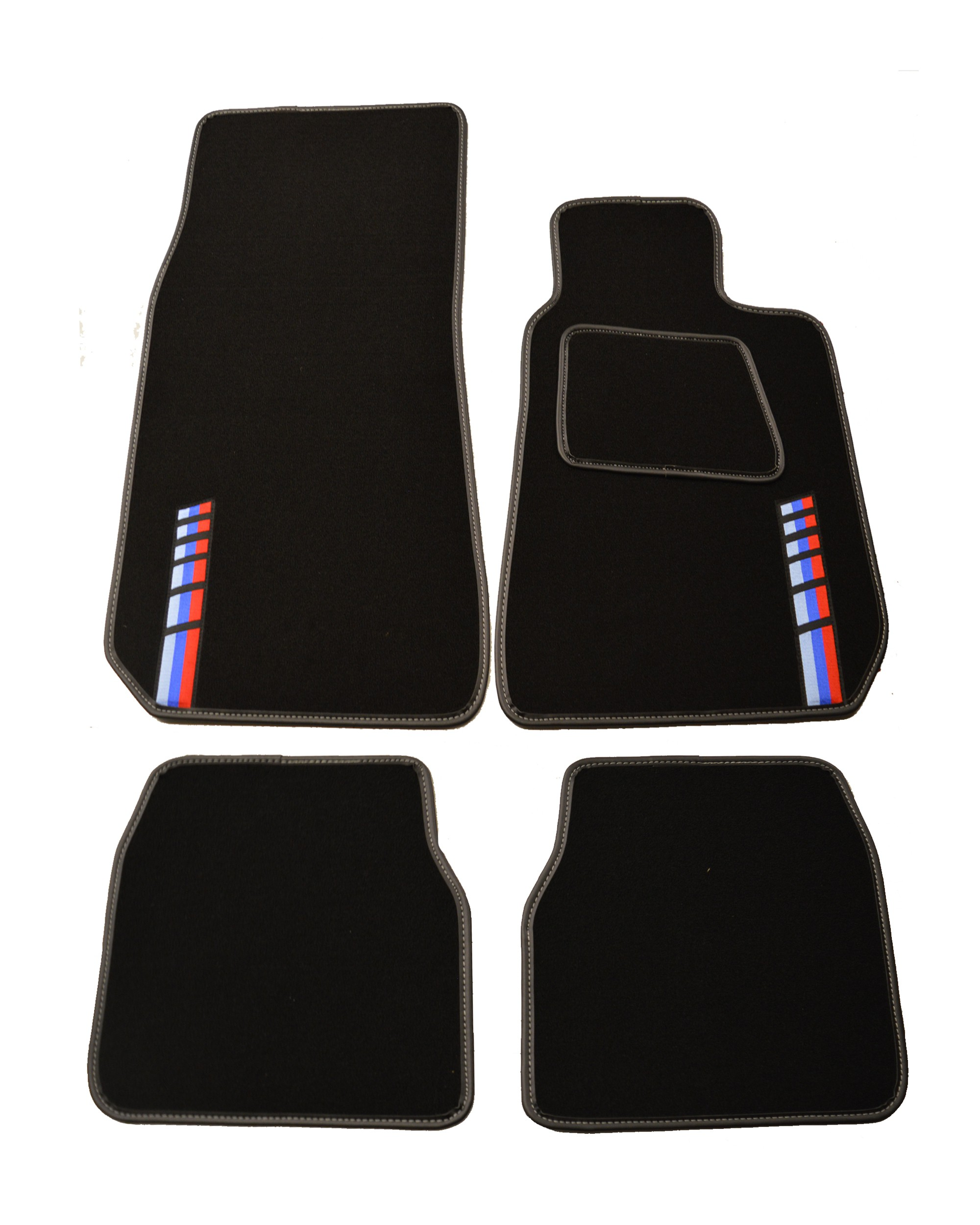 BMW E30 - Black Carpet Car Mats