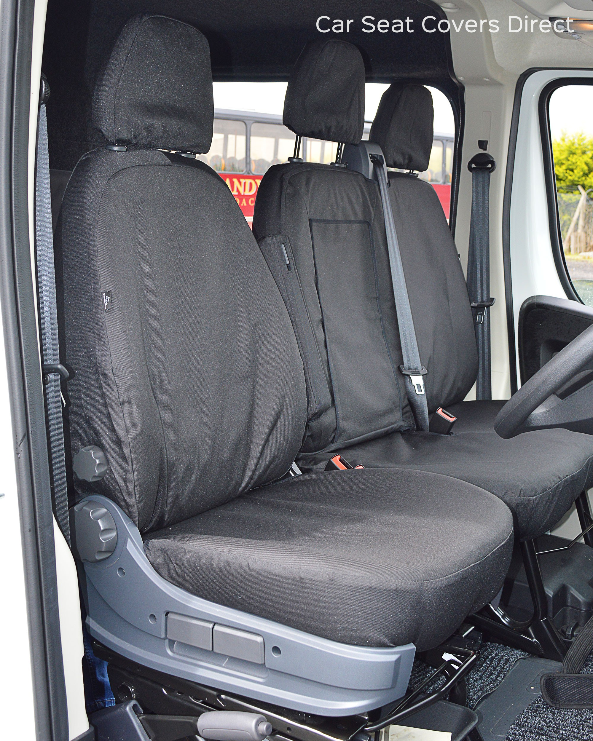 Fiat Ducato Heavy Duty Seat Covers