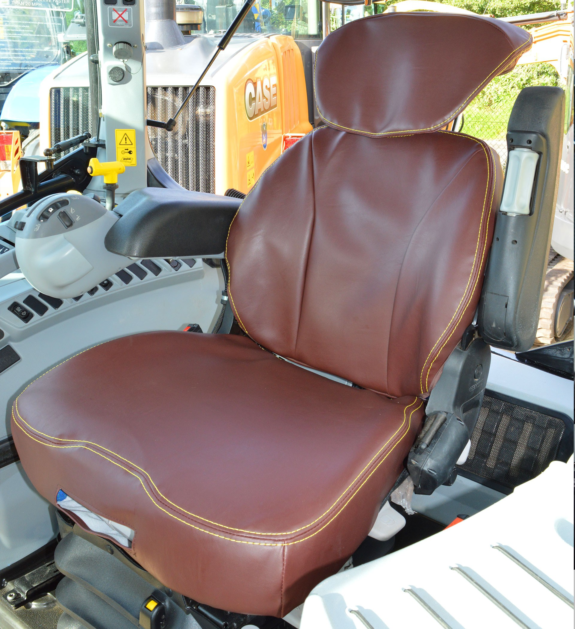 Grammer Maximo Dynamic Tailored Seat Cover