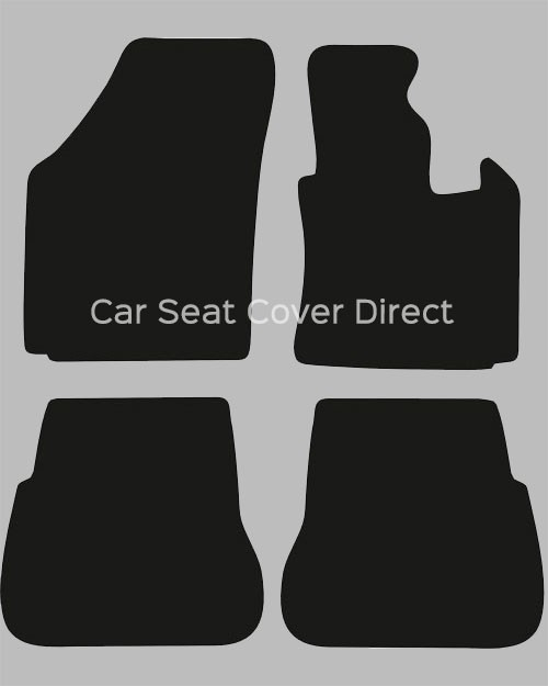 Custom VOLKSWAGEN VW CADDY MAX CARPET Car Mats