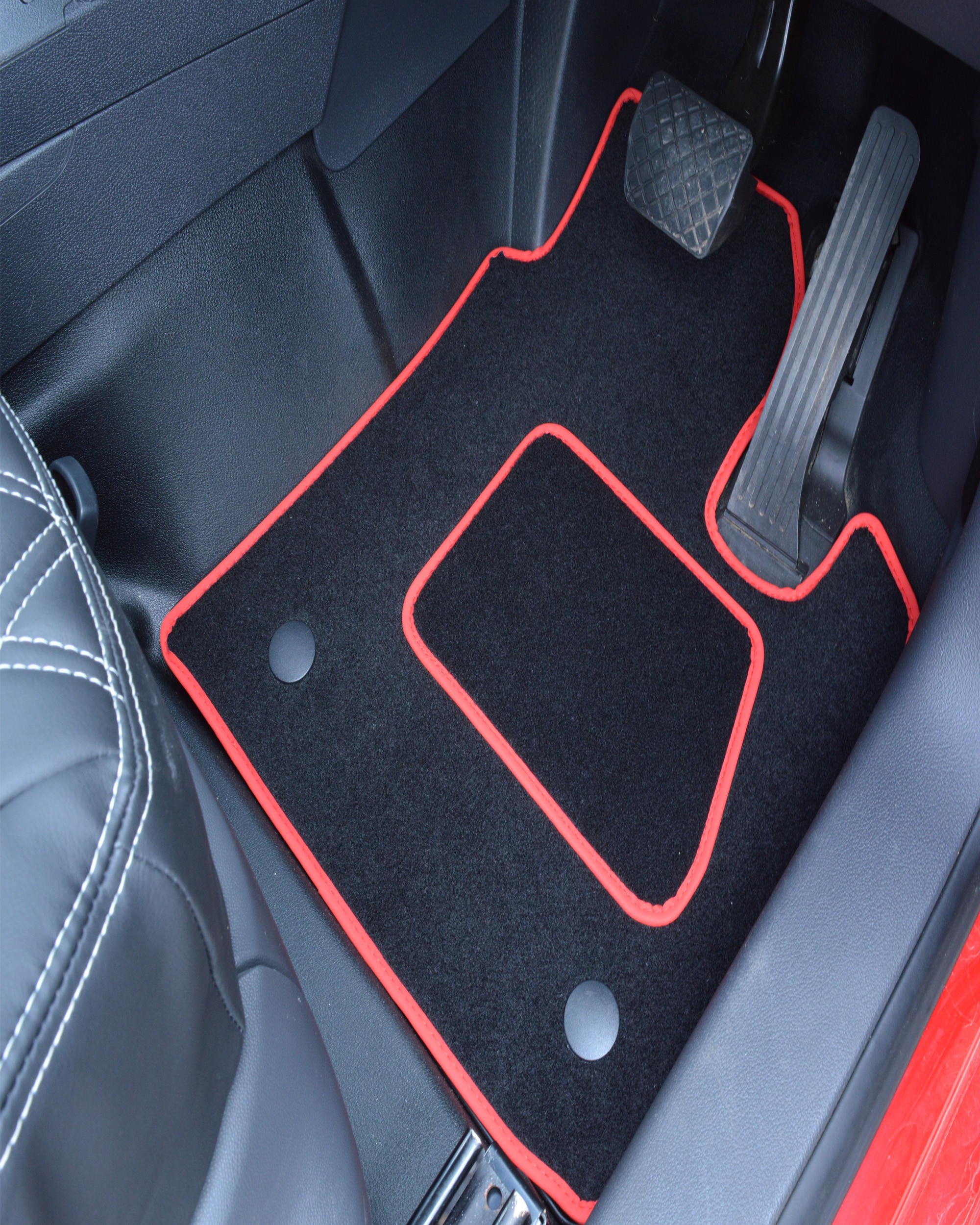 VW Caddy Van Floor Mats
