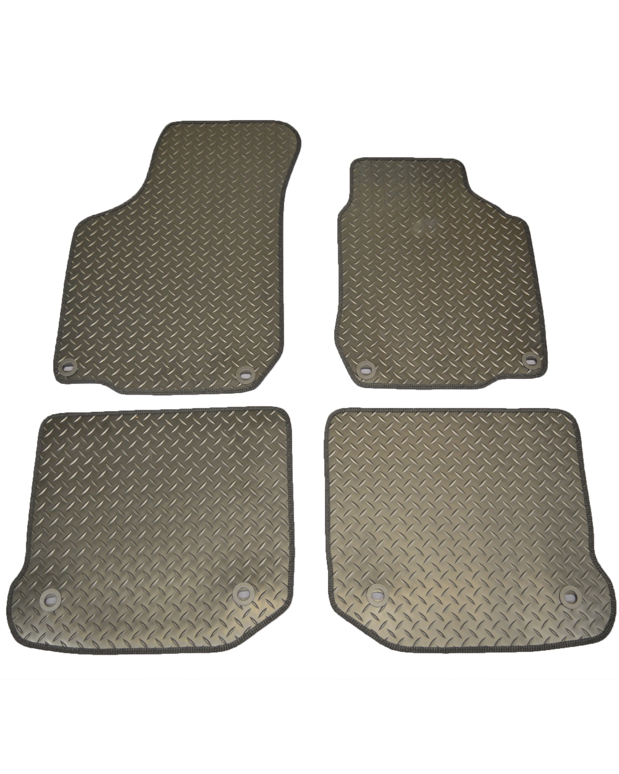 Volkswagen Caddy Maxi Rubber Car Mats