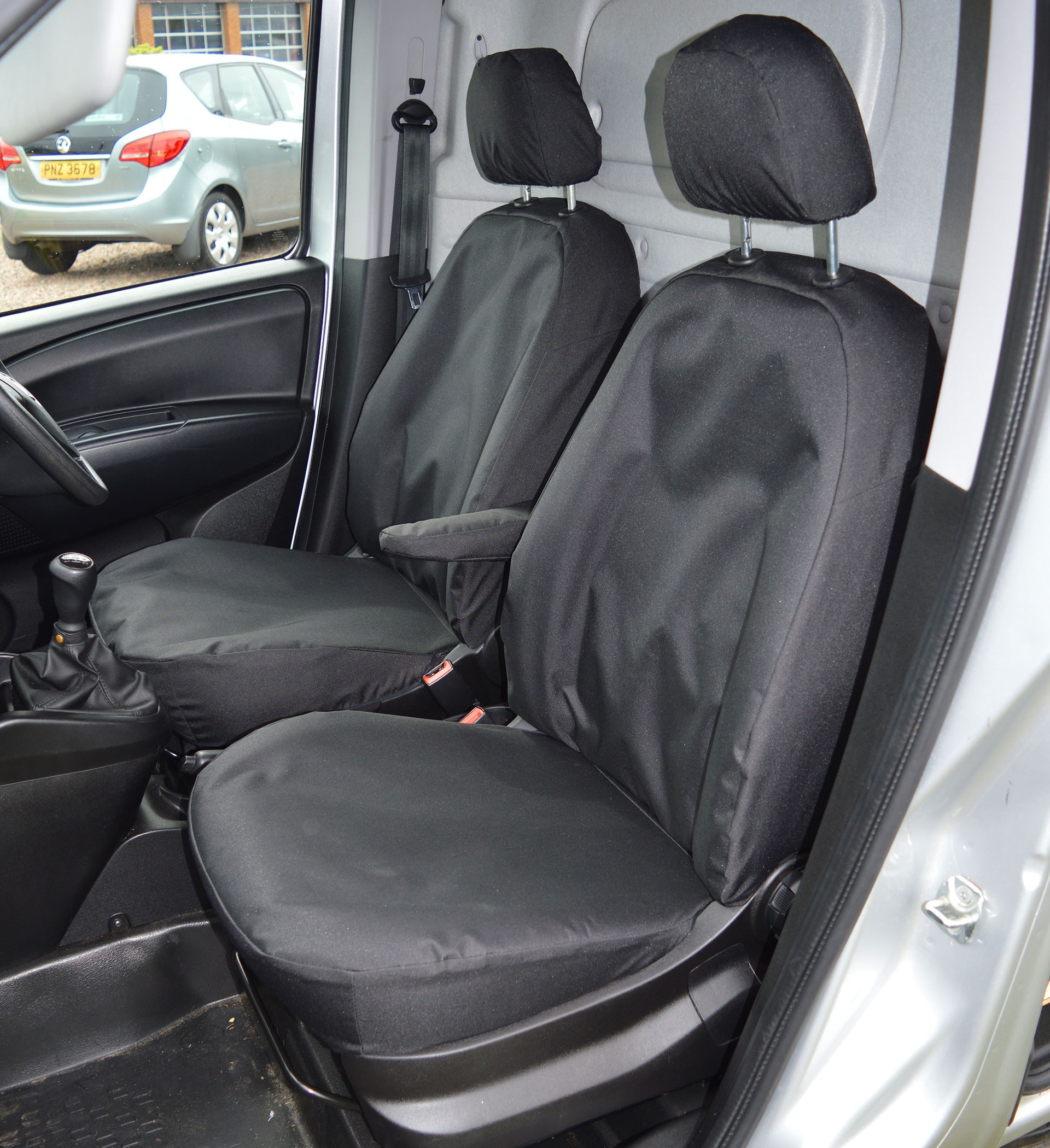 Vauxhall Combo Waterproof Heavy Duty Van Seat Covers