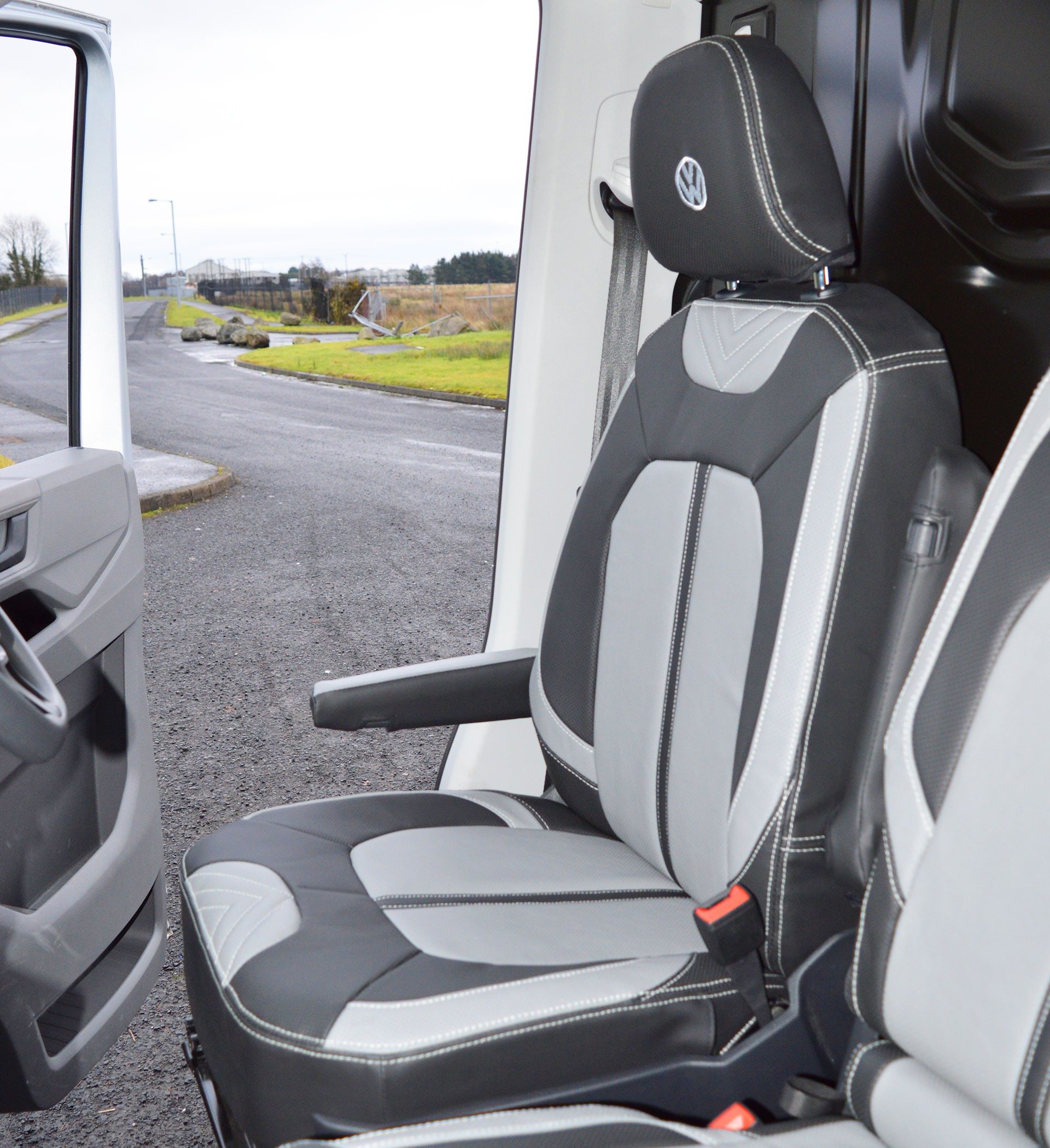 Volkswagen VW Crafter 2017+ Waterproof Seat covers