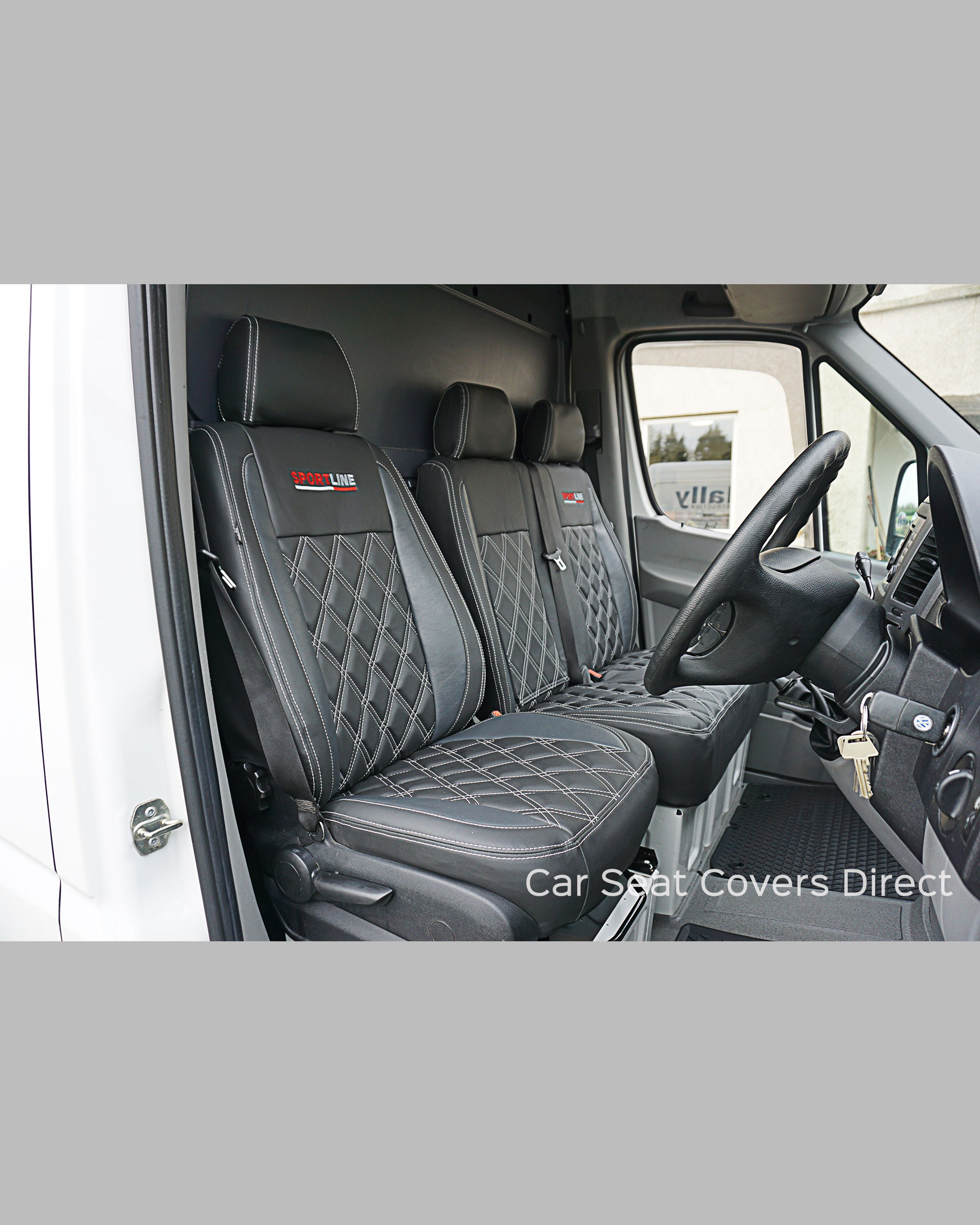 VW Crafter Tailored Seat Covers