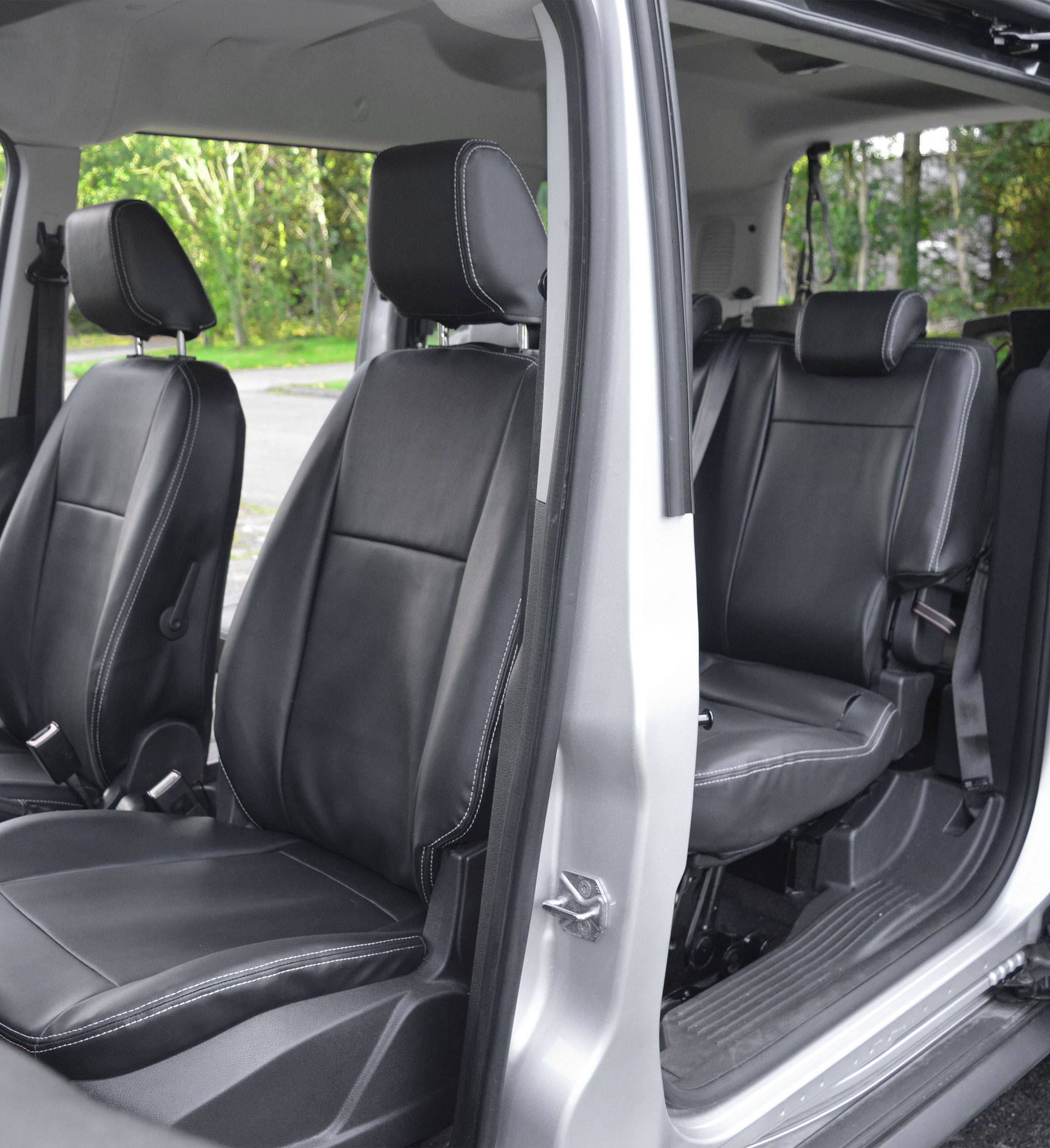 Ford Transit Connect Tourneo Tailored Seat Covers
