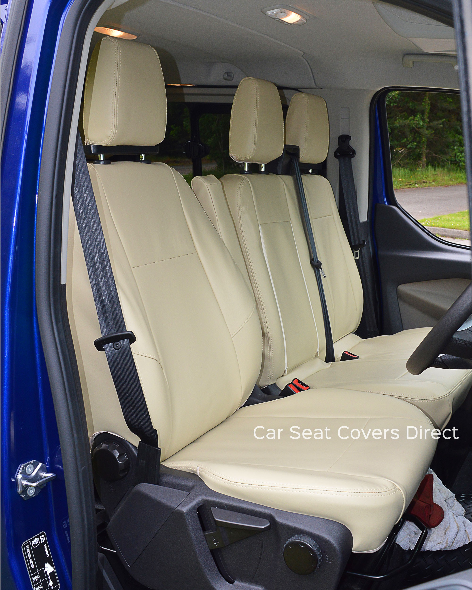 Ford transit Custom Tailored Seat Covers
