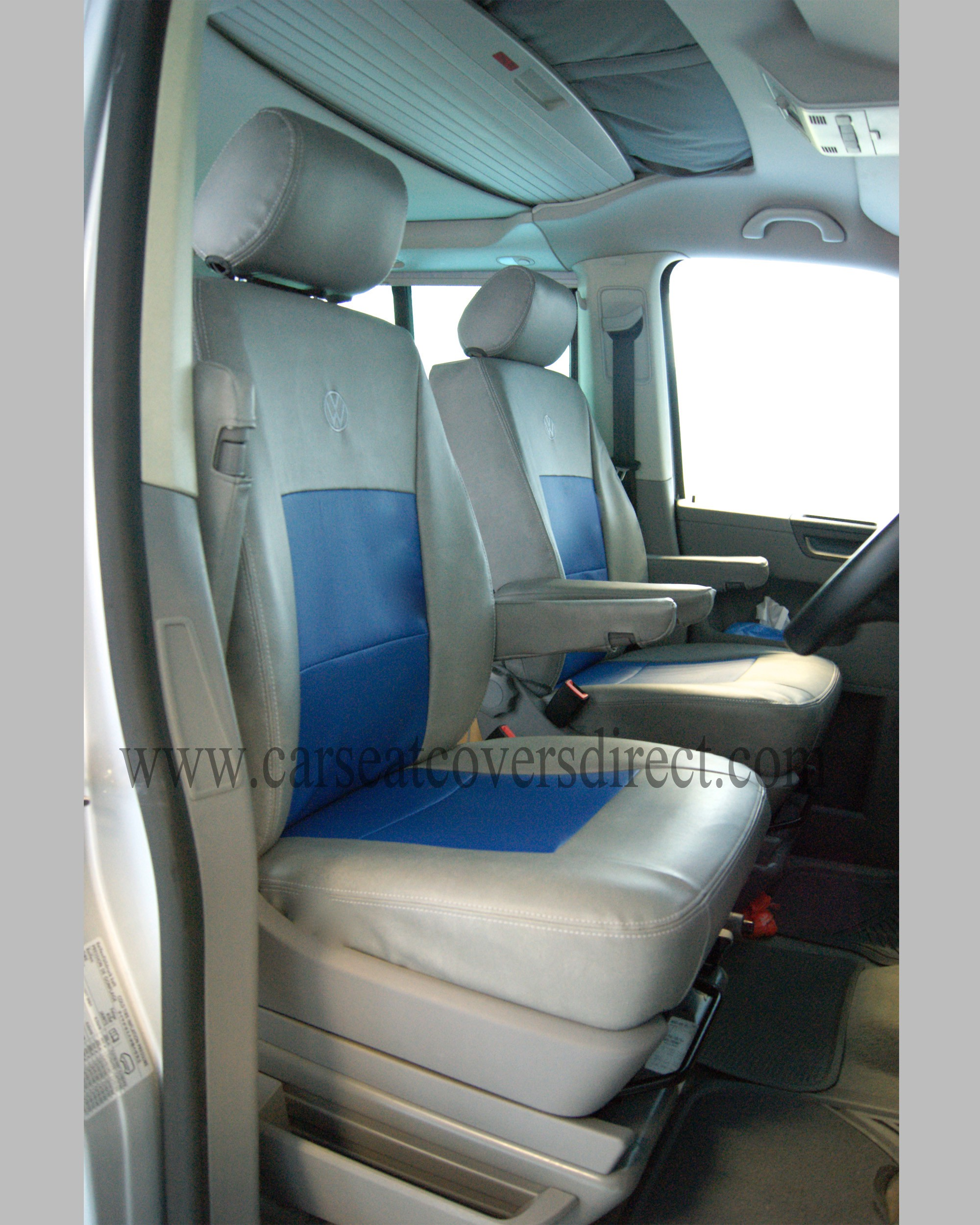 Camper Van Tailored Seat Covers Car Seat Covers Direct Tailored