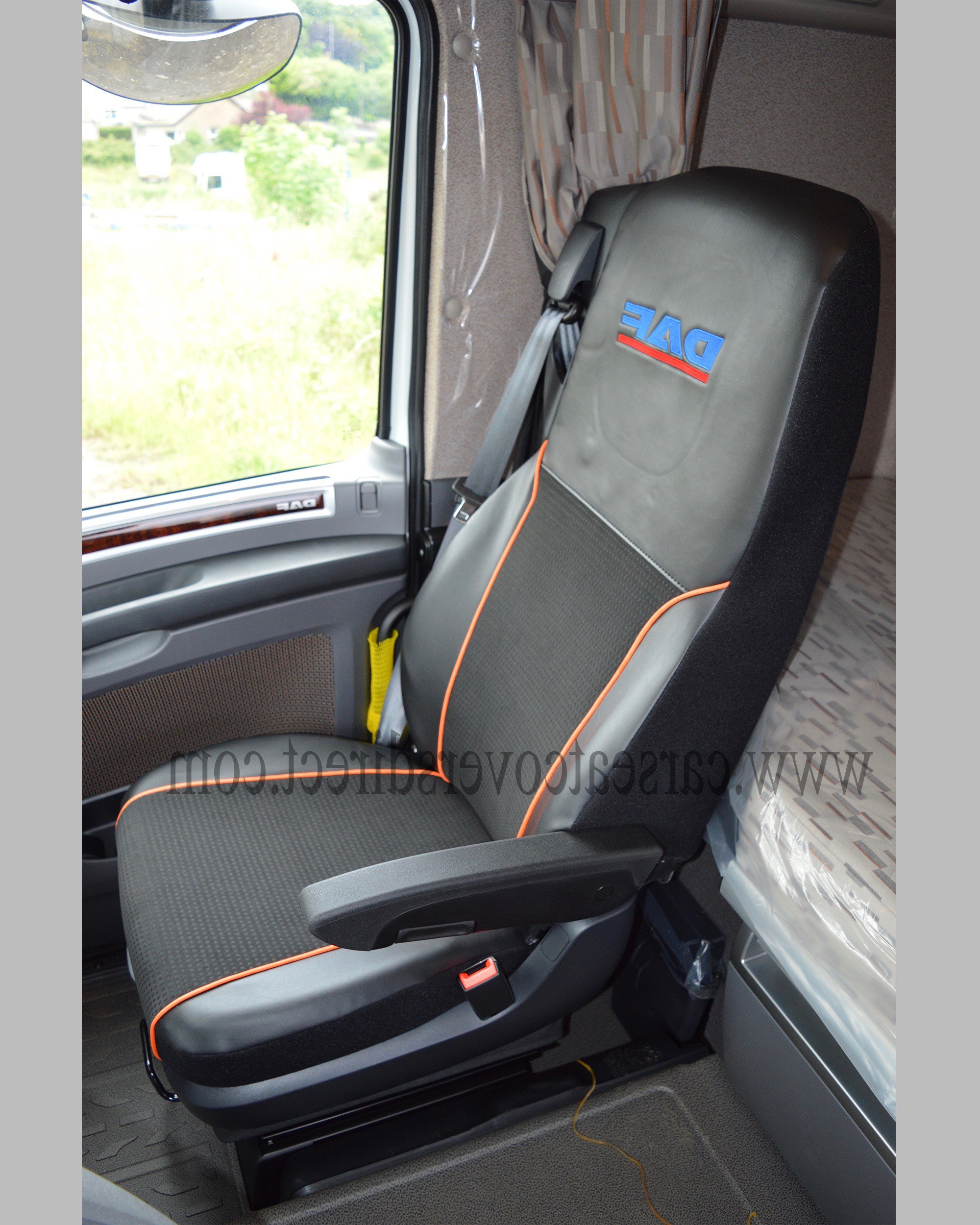 DAF XF truck seat covers