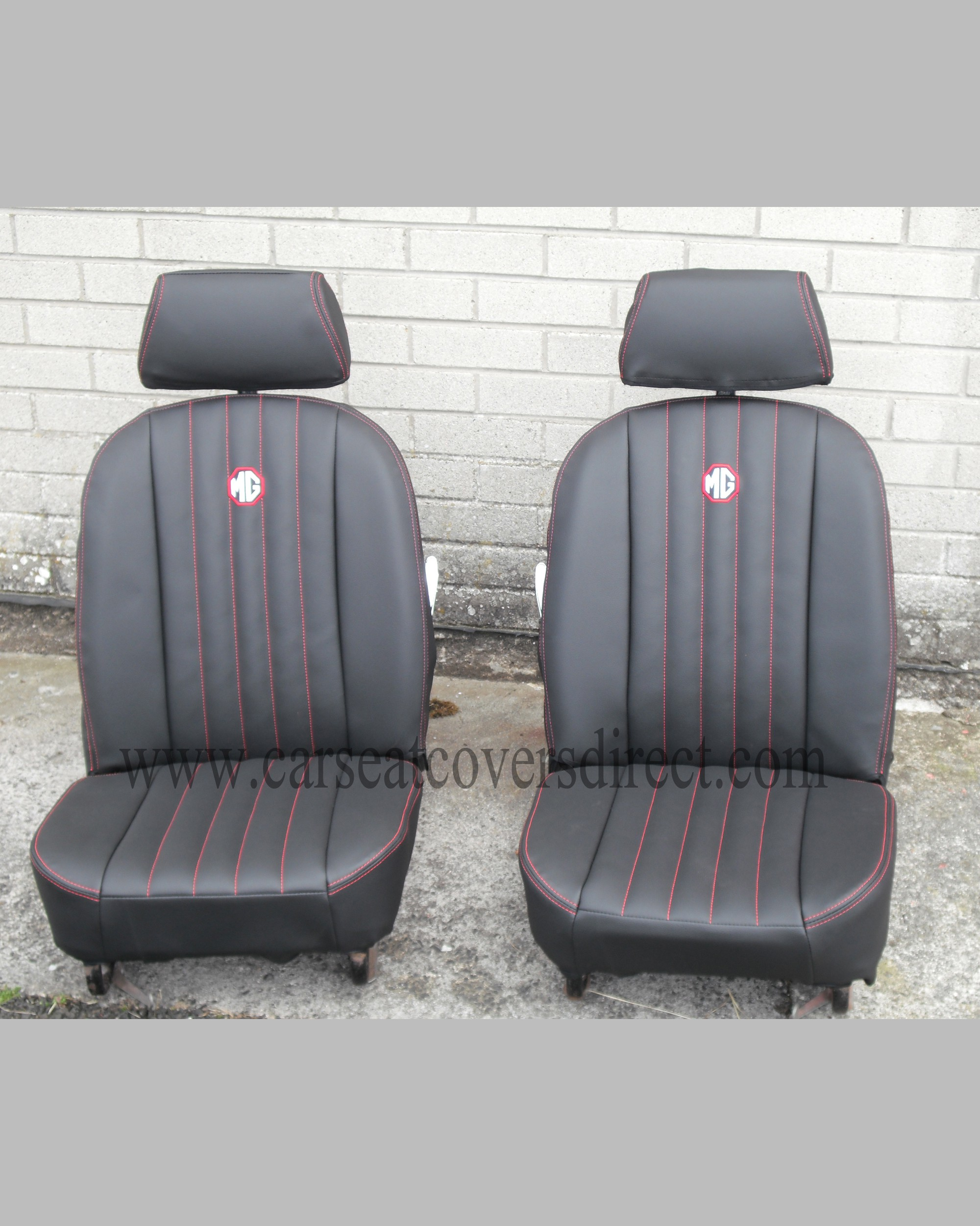 Custom MGB ROADSTER Seat Covers