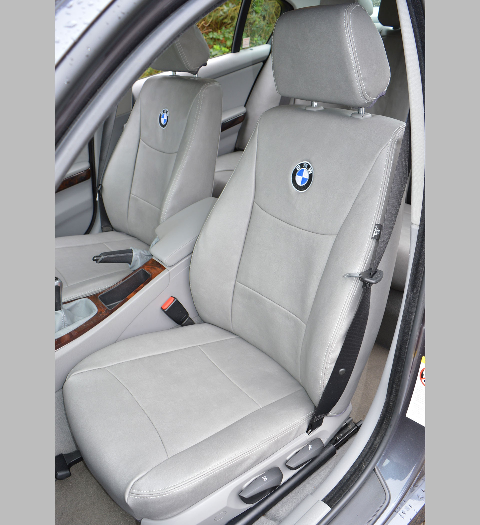BMW 3 Series E90 Tailored Waterproof Car Seat Covers