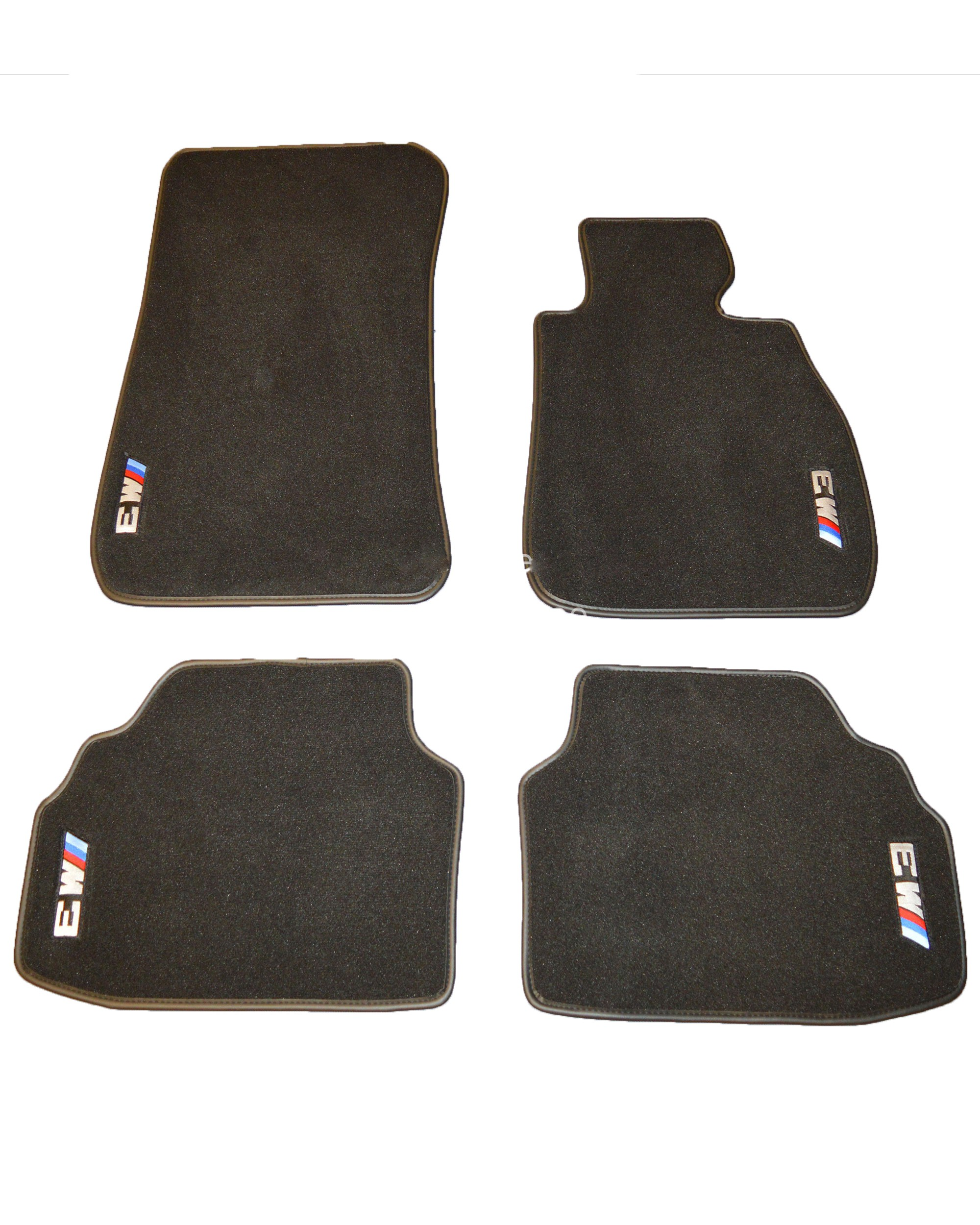 BMW M3 e90 tailored floor mats