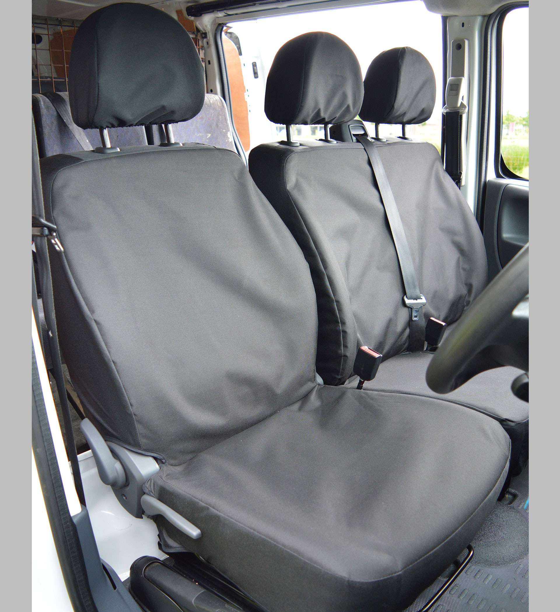 Citroen Dispatch Heavy Duty Seat Covers