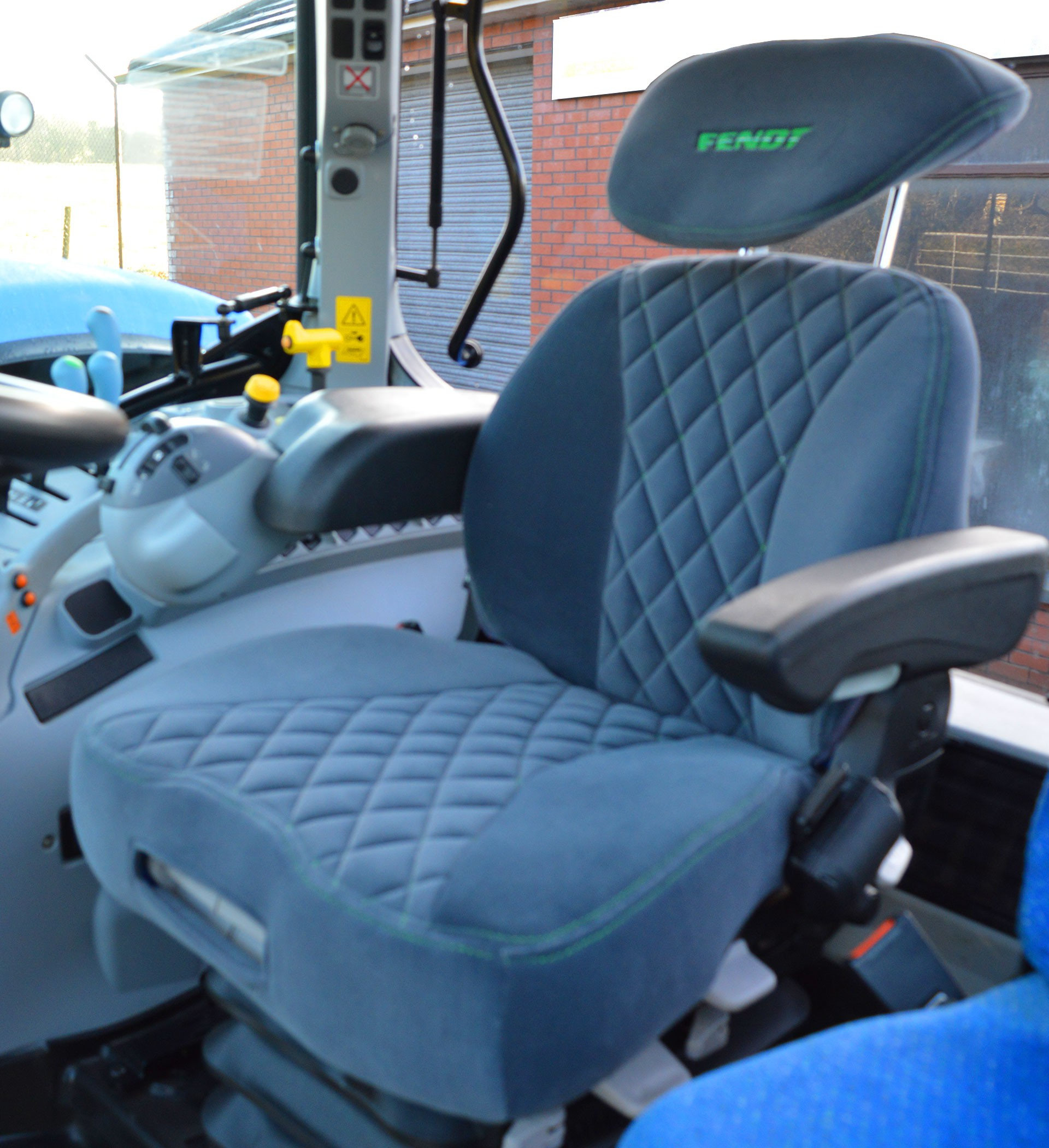 Fendt Tractor Grammer Maximo Dynamic Tailored Seat Covers