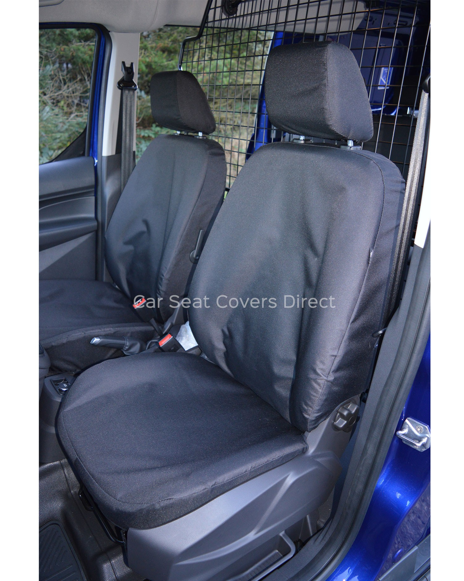 Ford Transit Connect Tourneo 2nd Gen (2013-Present) Heavy Duty Crew Cab