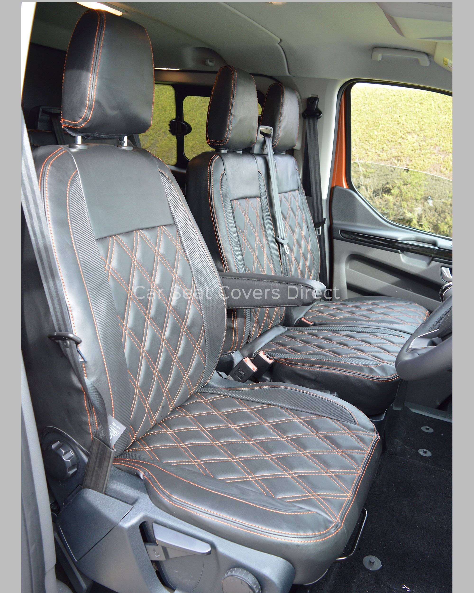 Ford Transit Custom Crewcab Seat Covers_2