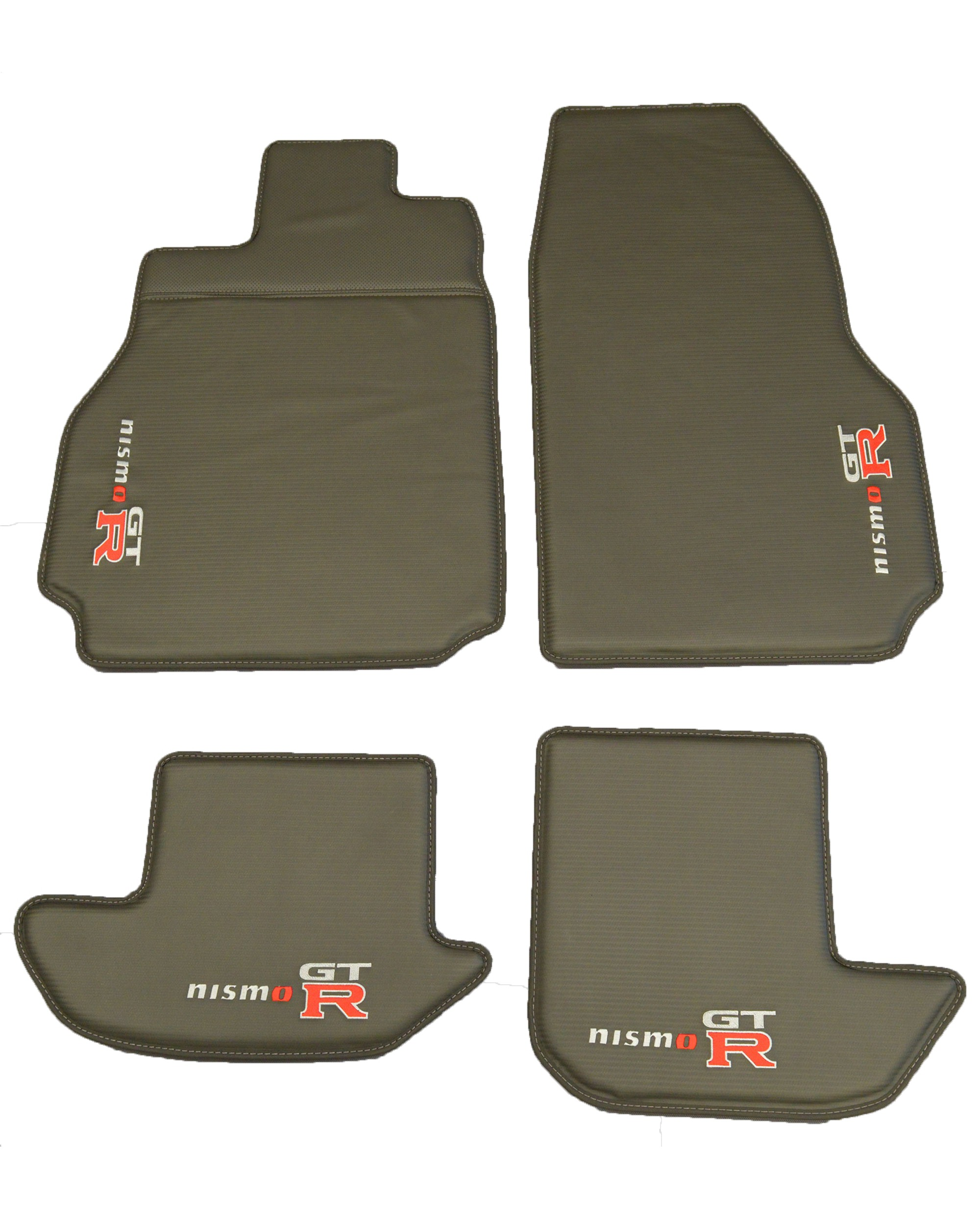 Nissan GTR R35 Nismo Tailored Luxury Floor Mats