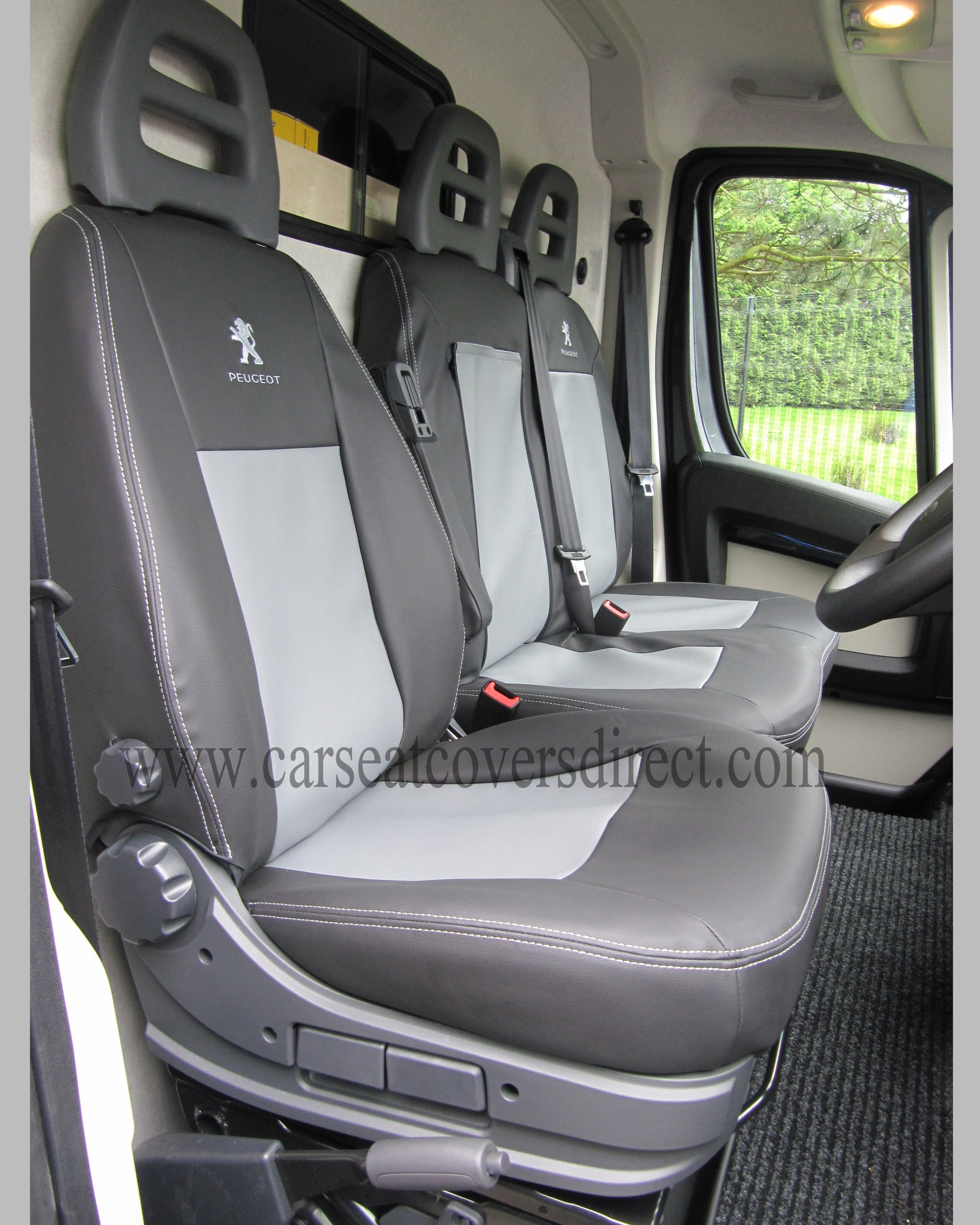 Custom Van Seat Covers Car Seat Covers Direct