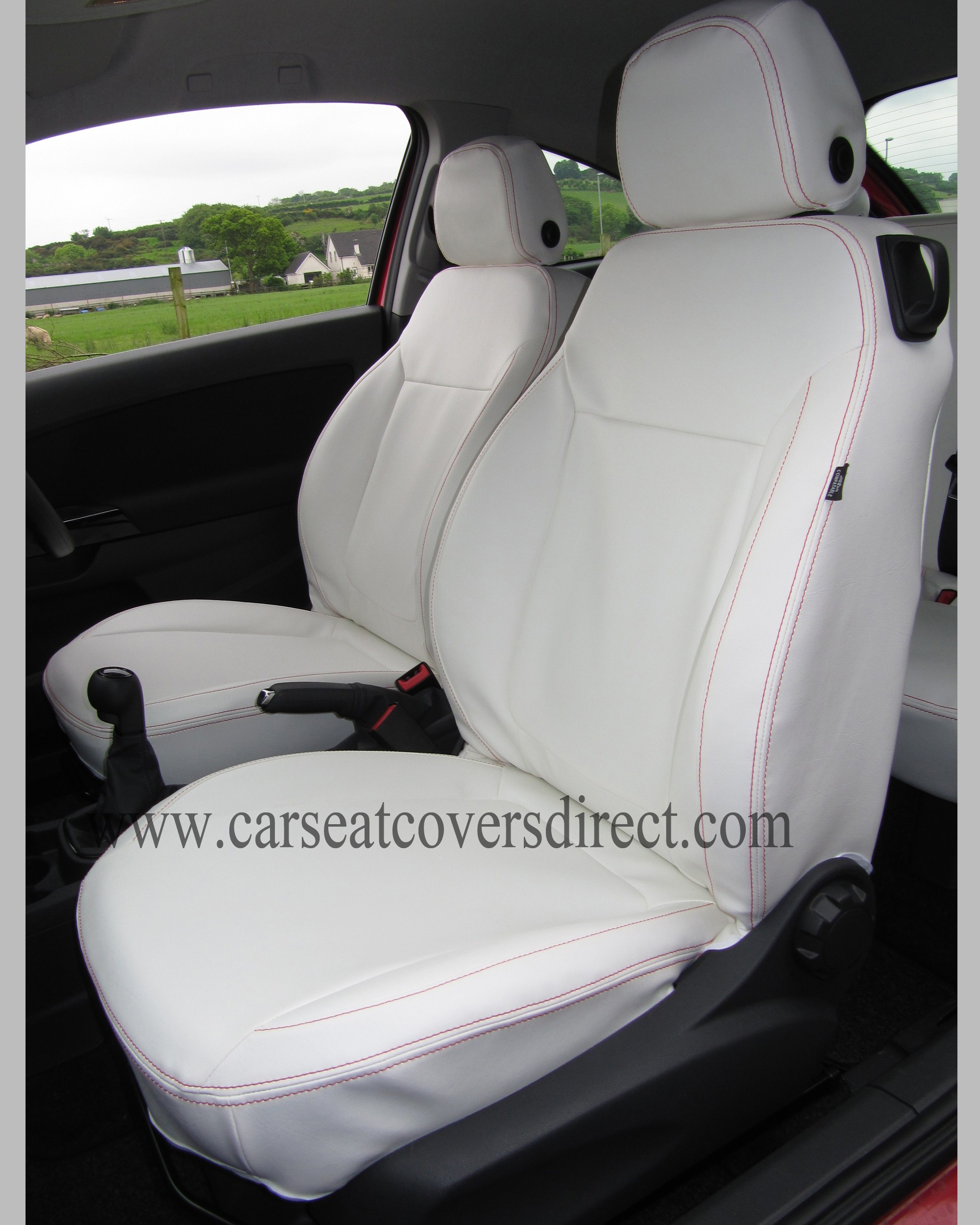 Opel Corsa D (2006 - 2014) Seat Covers