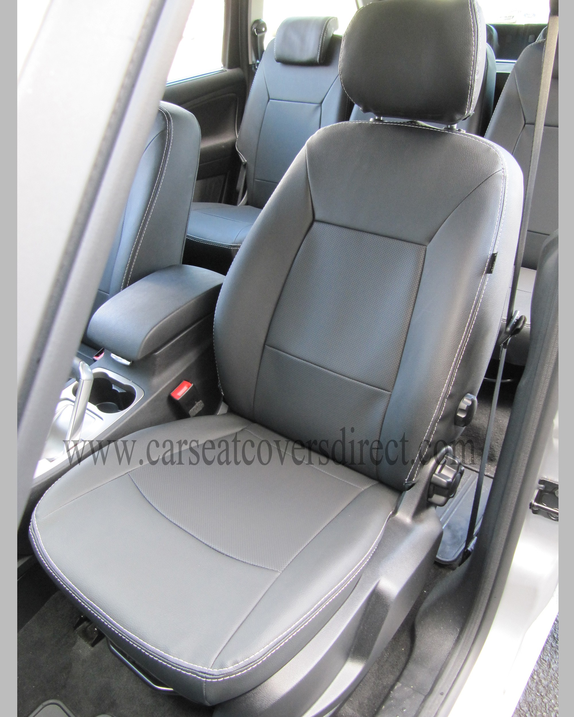 Ford Galaxy Nd Gen Foam Backed Seat Covers