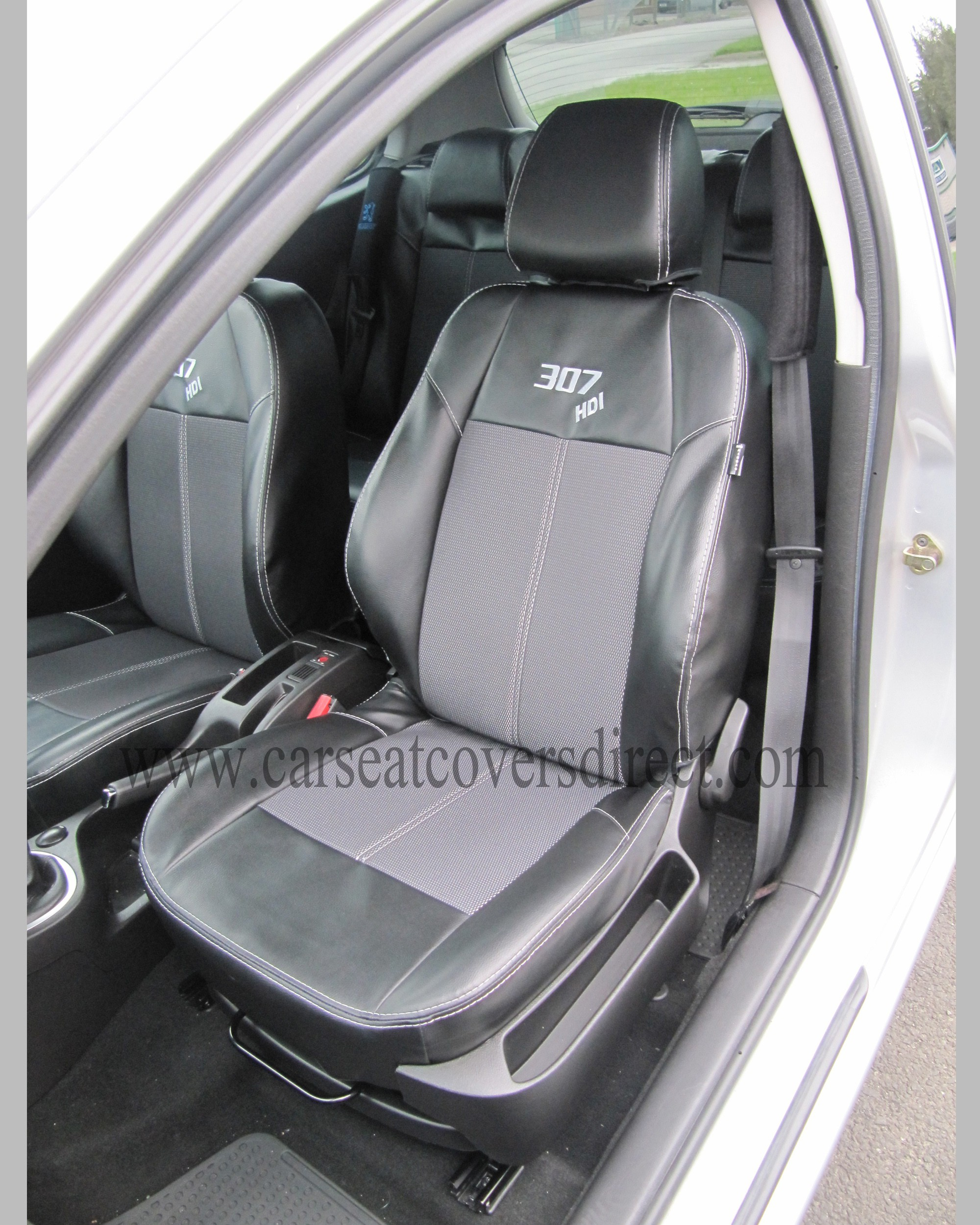 Custom PEUGEOT 307 Front Seats Only Seat Covers