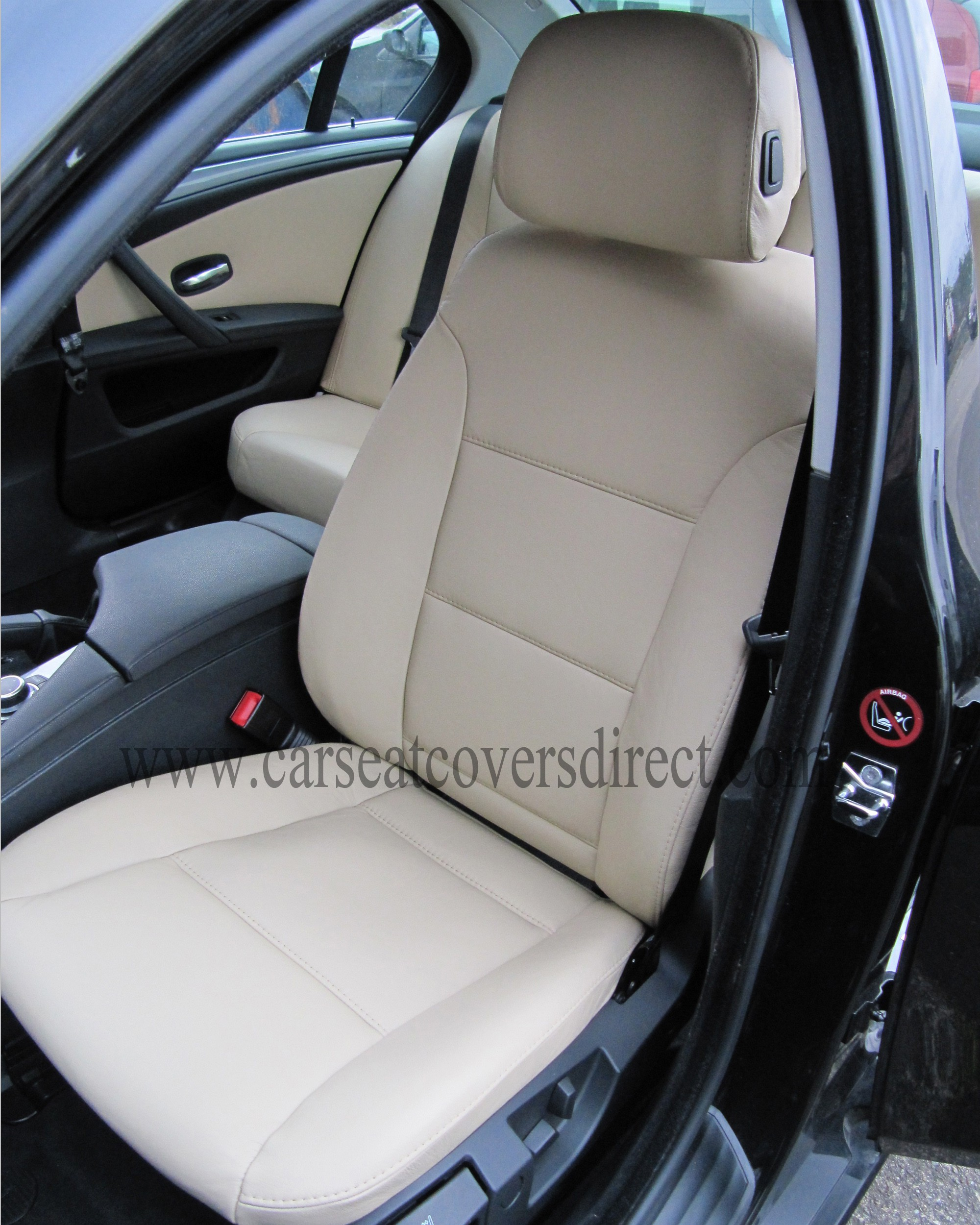 BMW 5 SERIES E60 LEATHER RETRIM