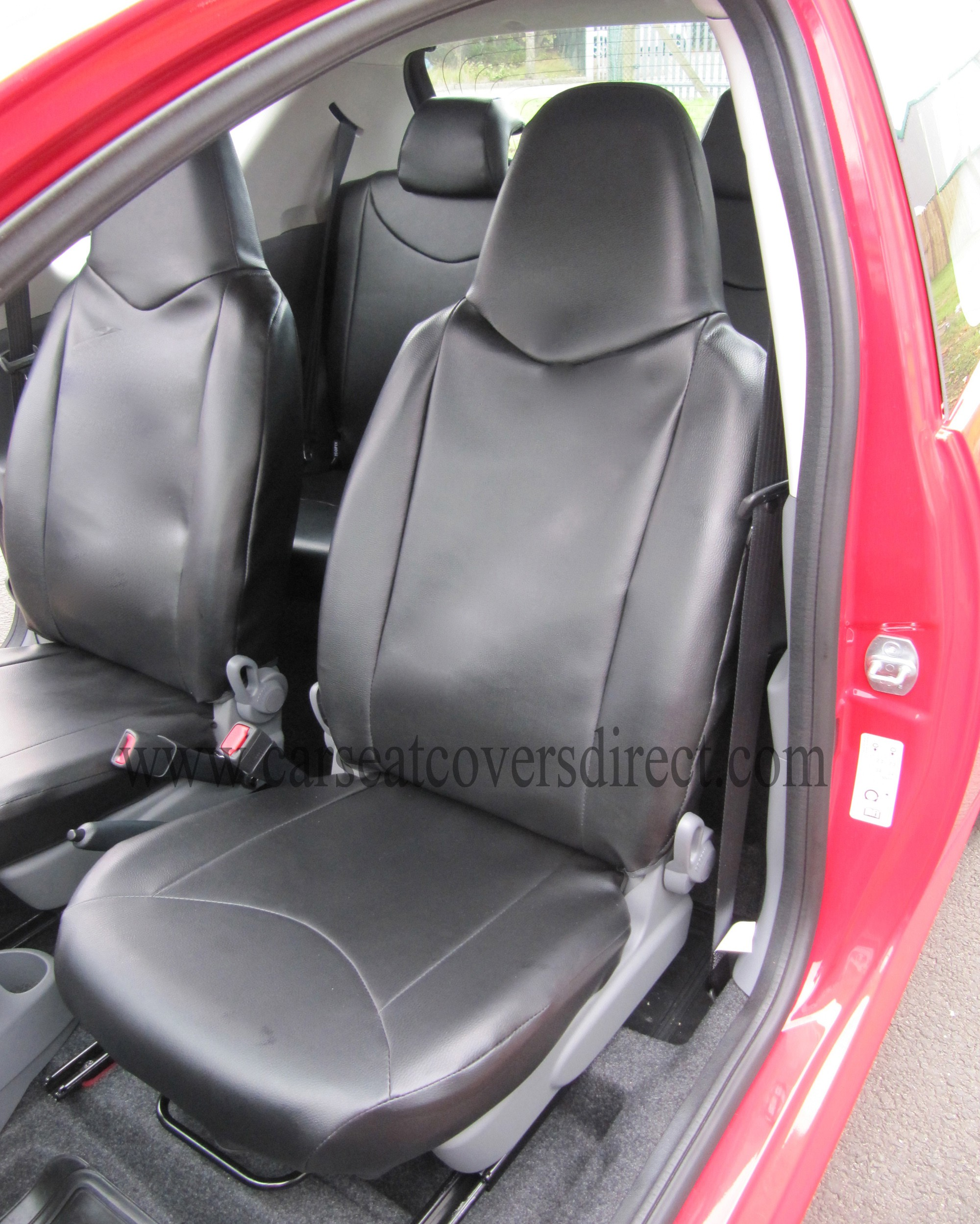 Citroen C1 1st Gen (2005-2014) Seat Covers
