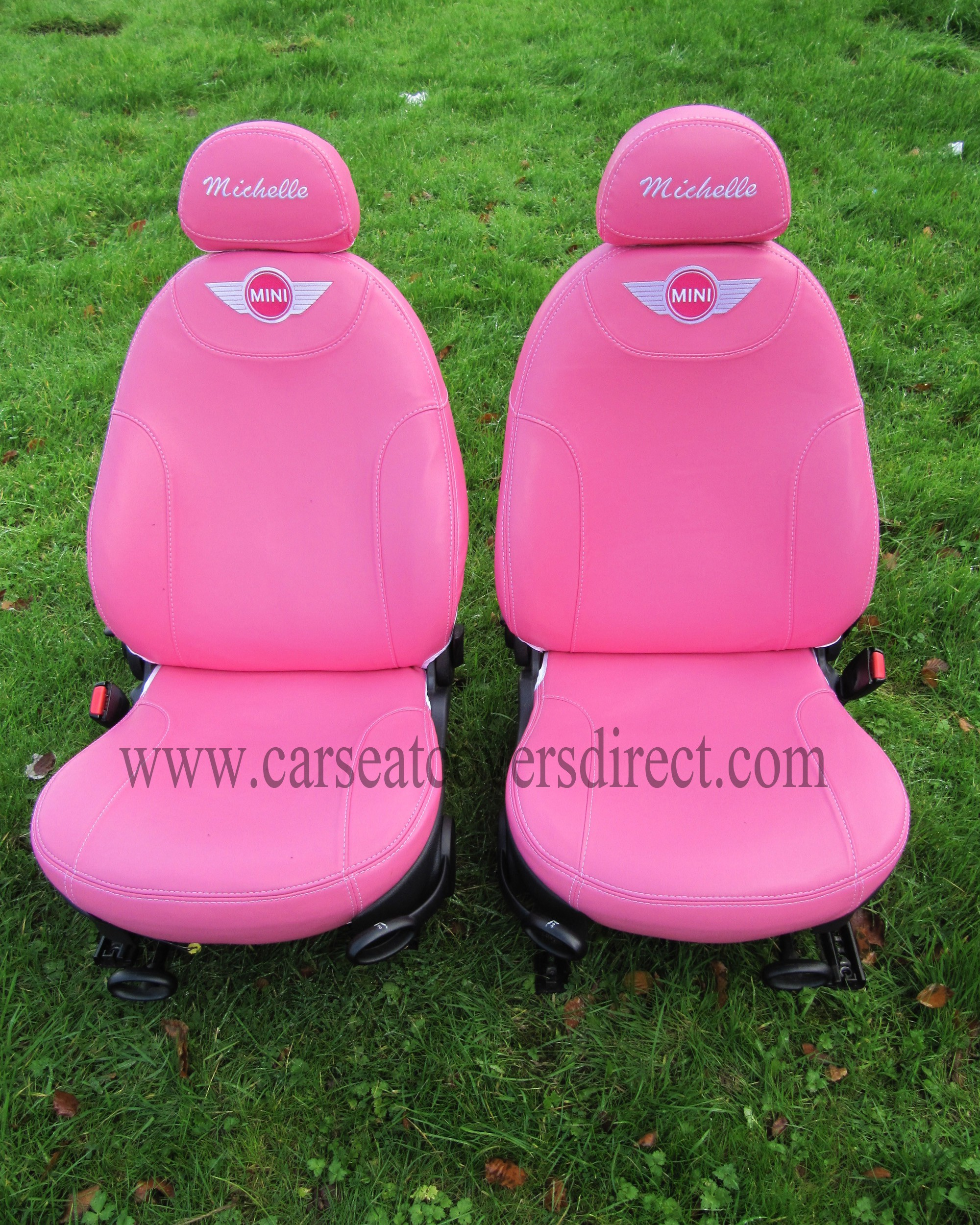 Custom MINI COOPER Seat Covers
