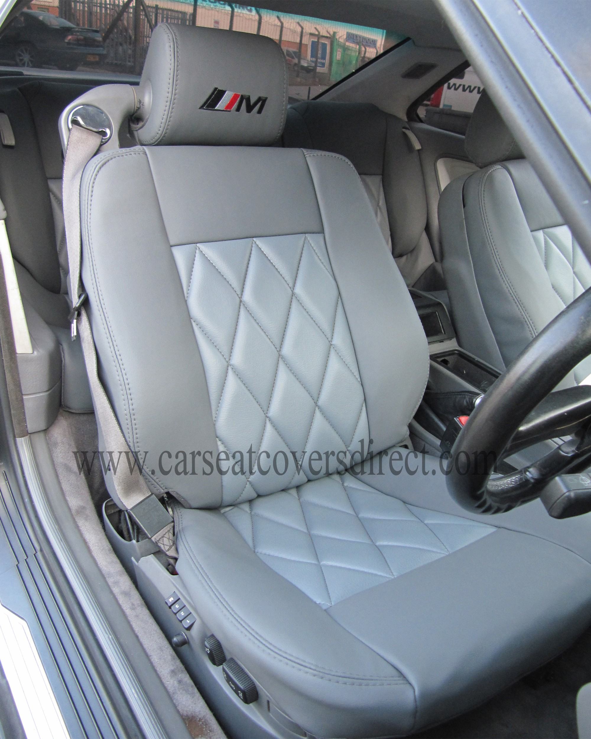 BMW 8 SERIES E31 Seat Covers