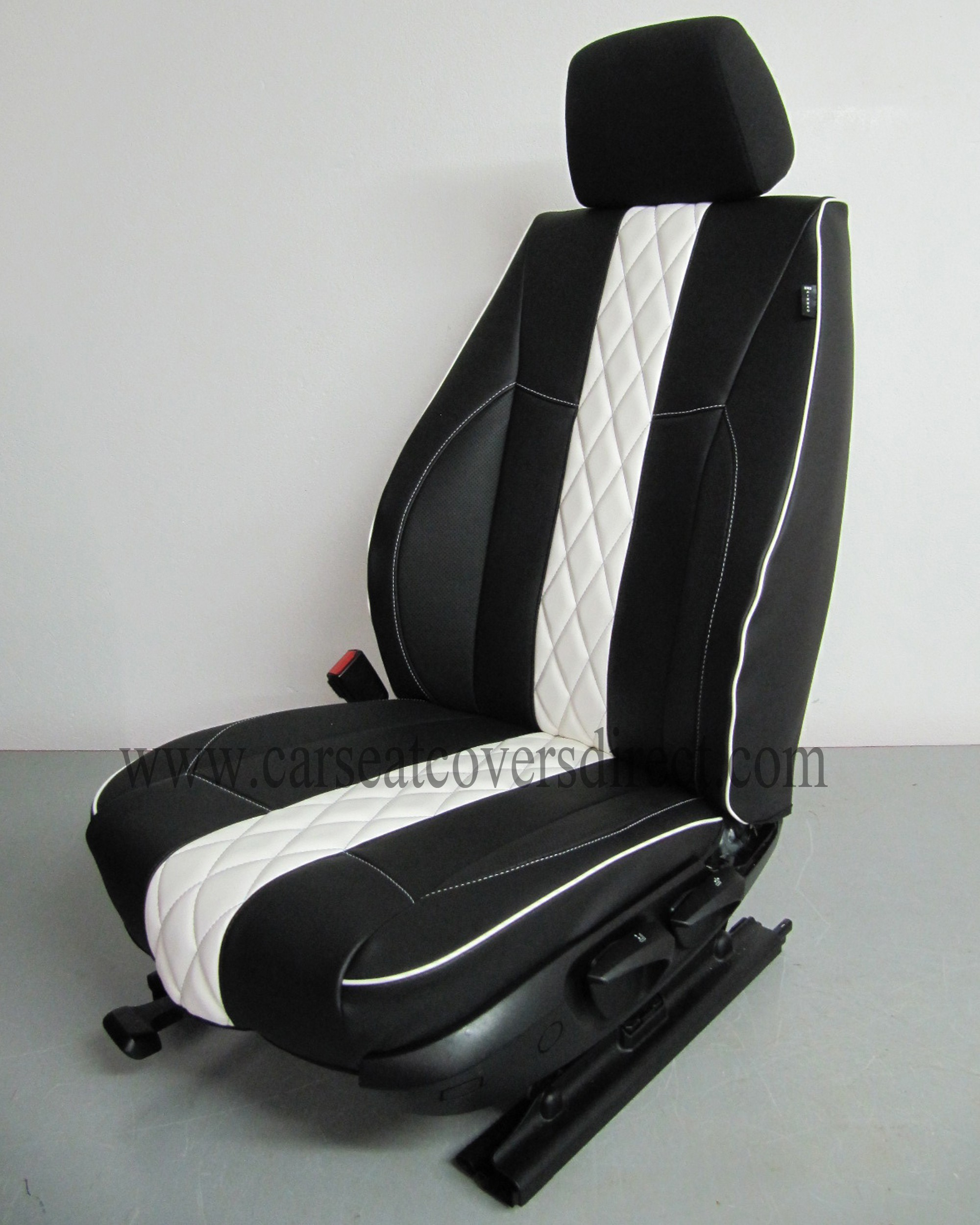 BMW 3 Series E91 Tailored Diamond Quilted Car Seat Covers