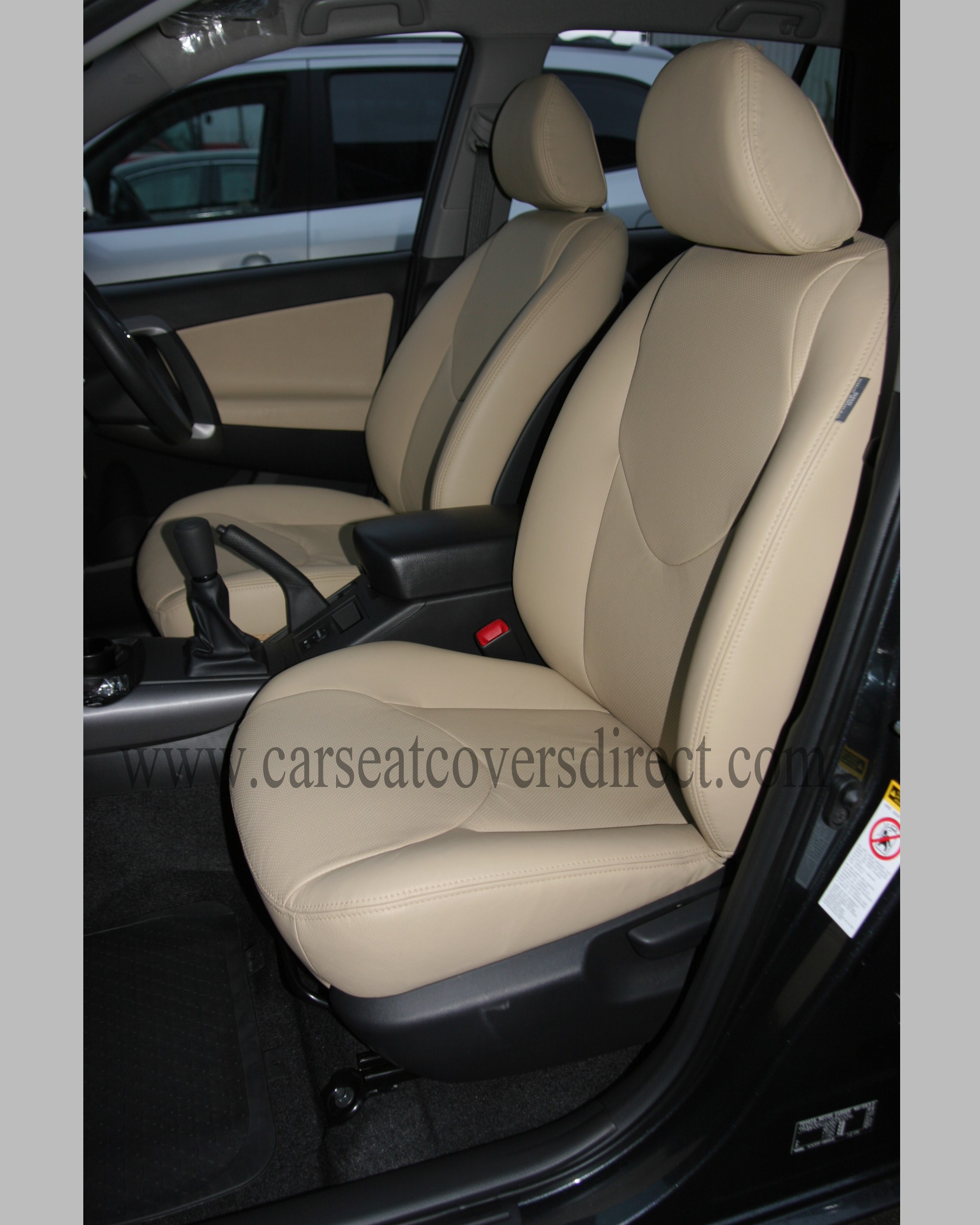 TOYOTA RAV 4 LEATHER RETRIM