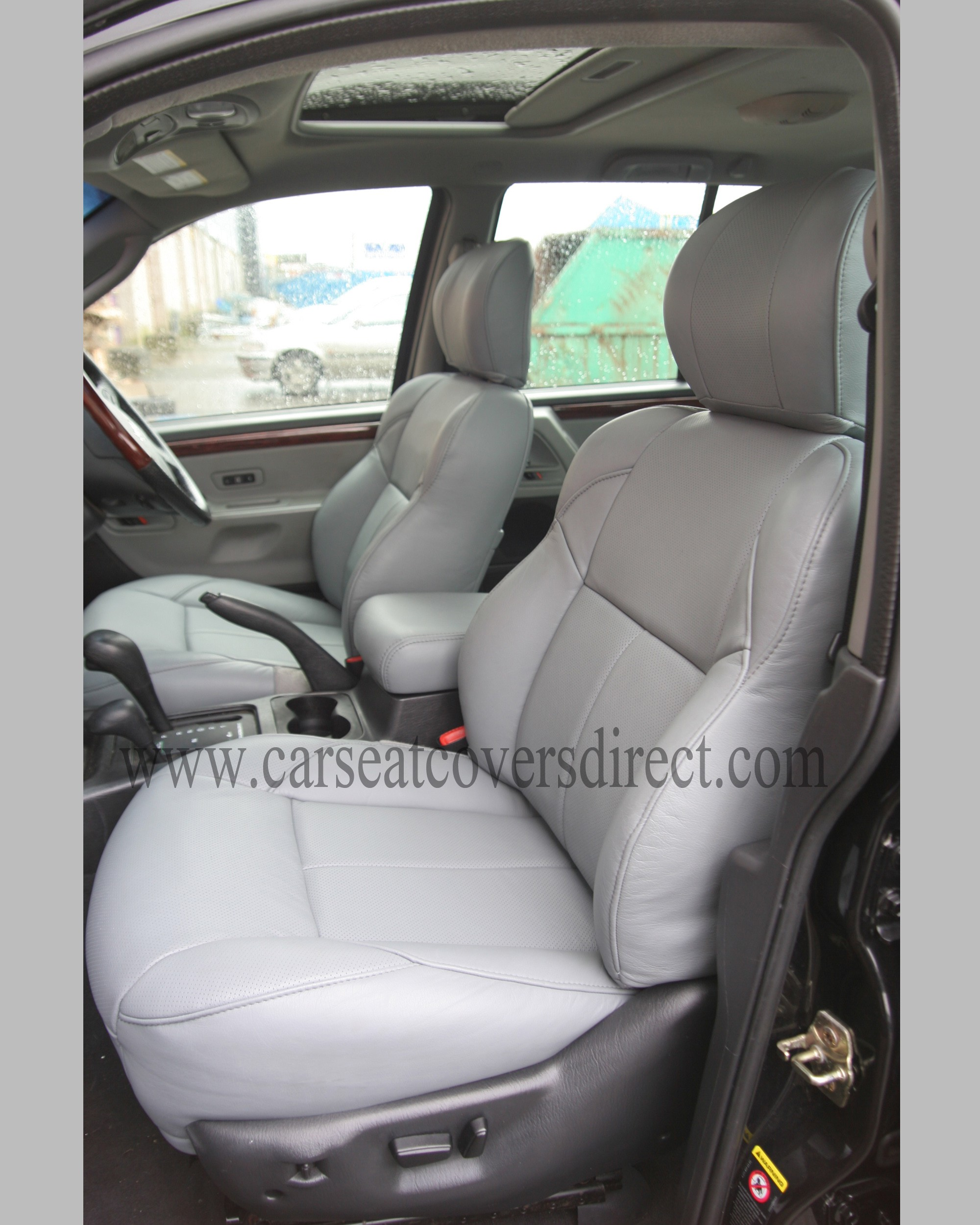 CHRYSLER JEEP CHEROKEE LEATHER RETRIM