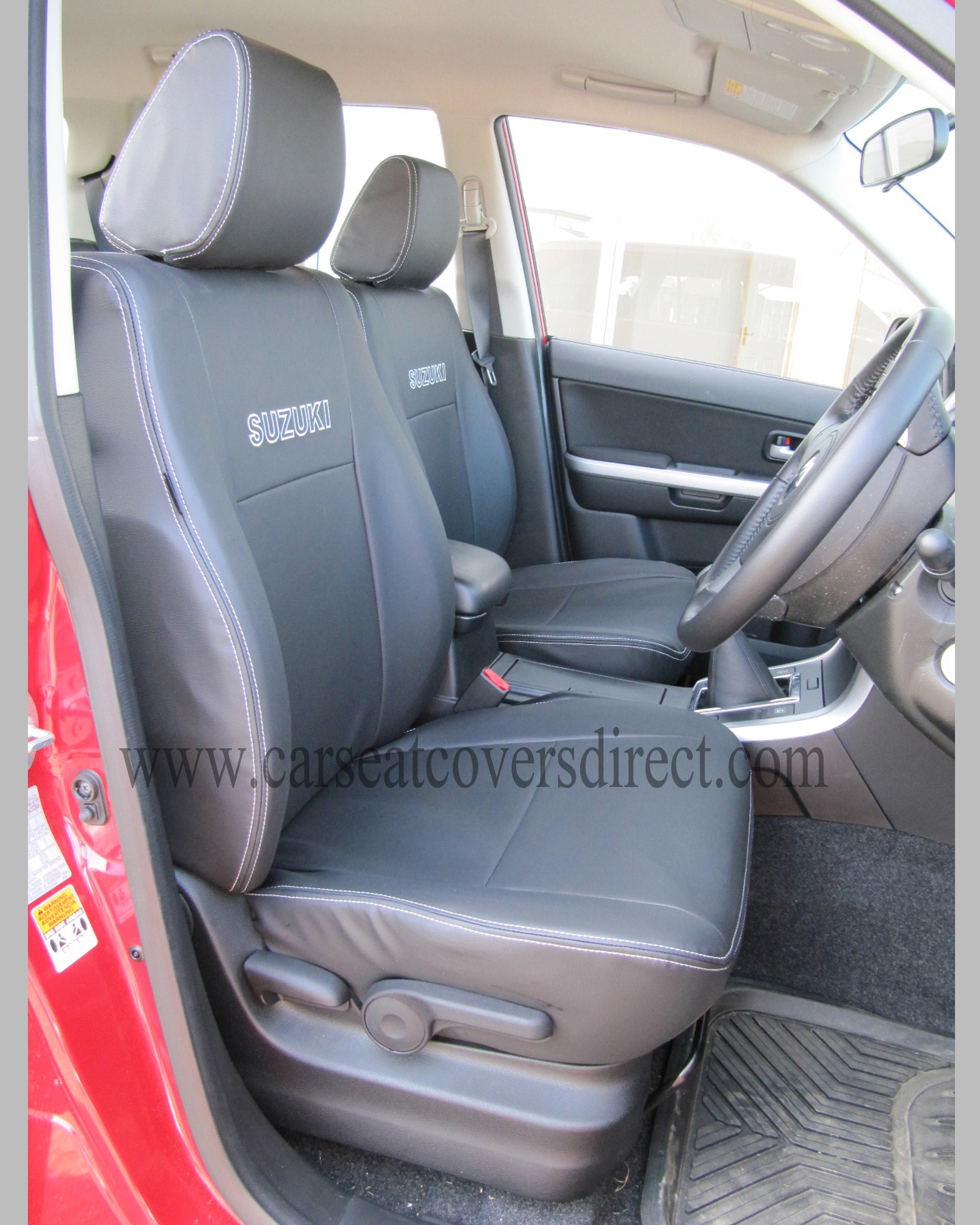 SUZUKI GRAND VITARA 3RD GEN Cirus Black Seat Covers