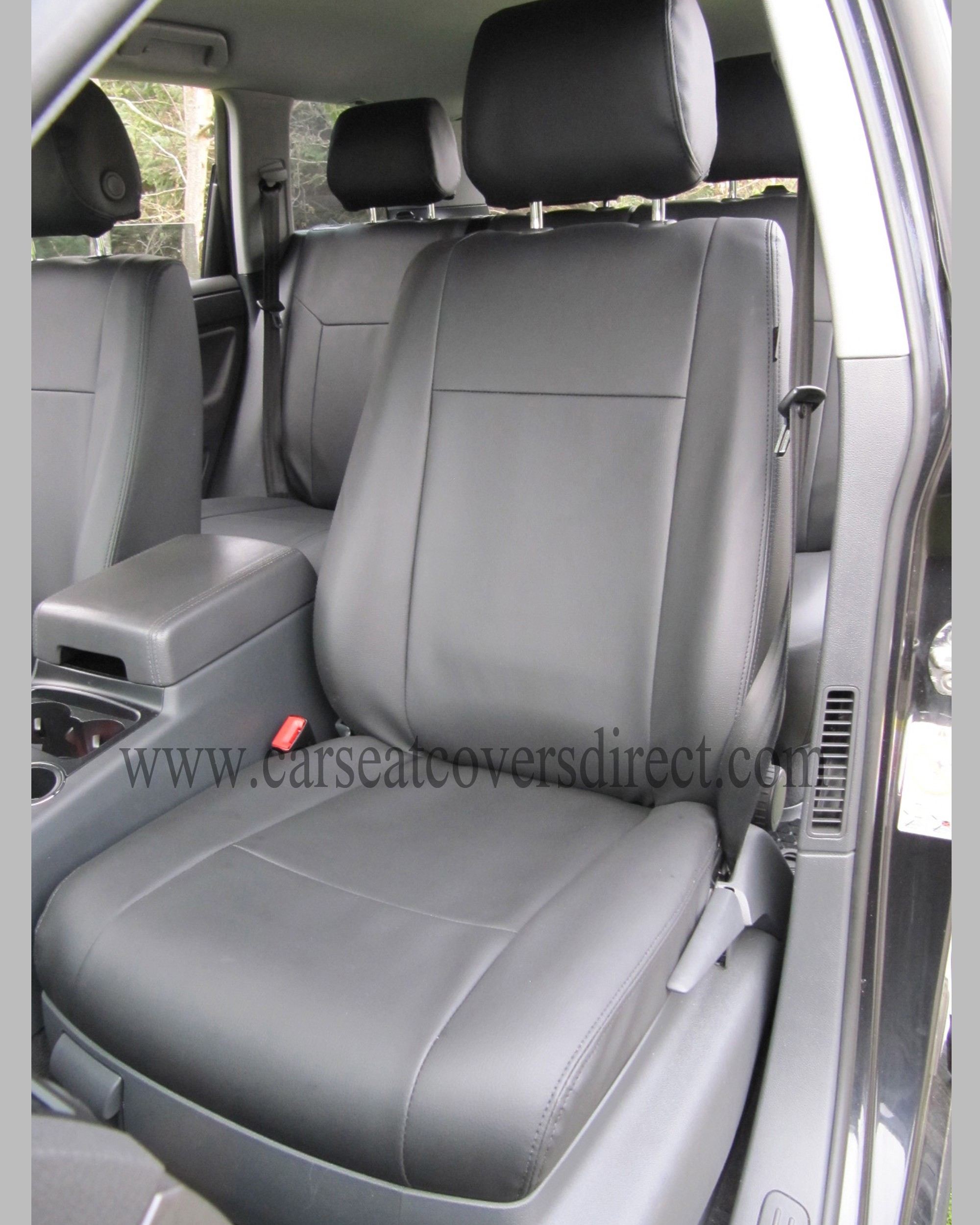 VOLKSWAGEN VW TOUAREG Seat Covers