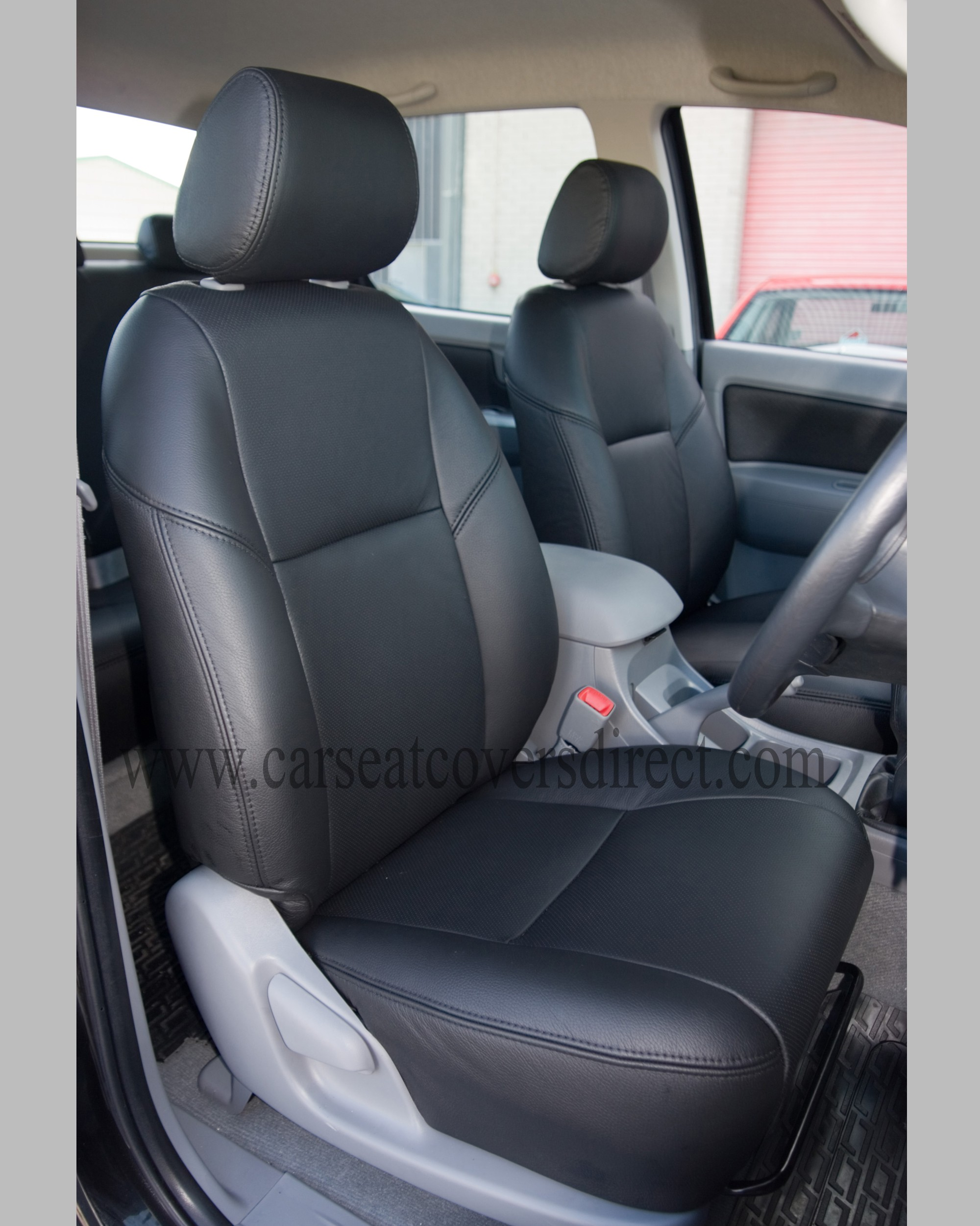TOYOTA HILUX HL3 LEATHER RETRIM