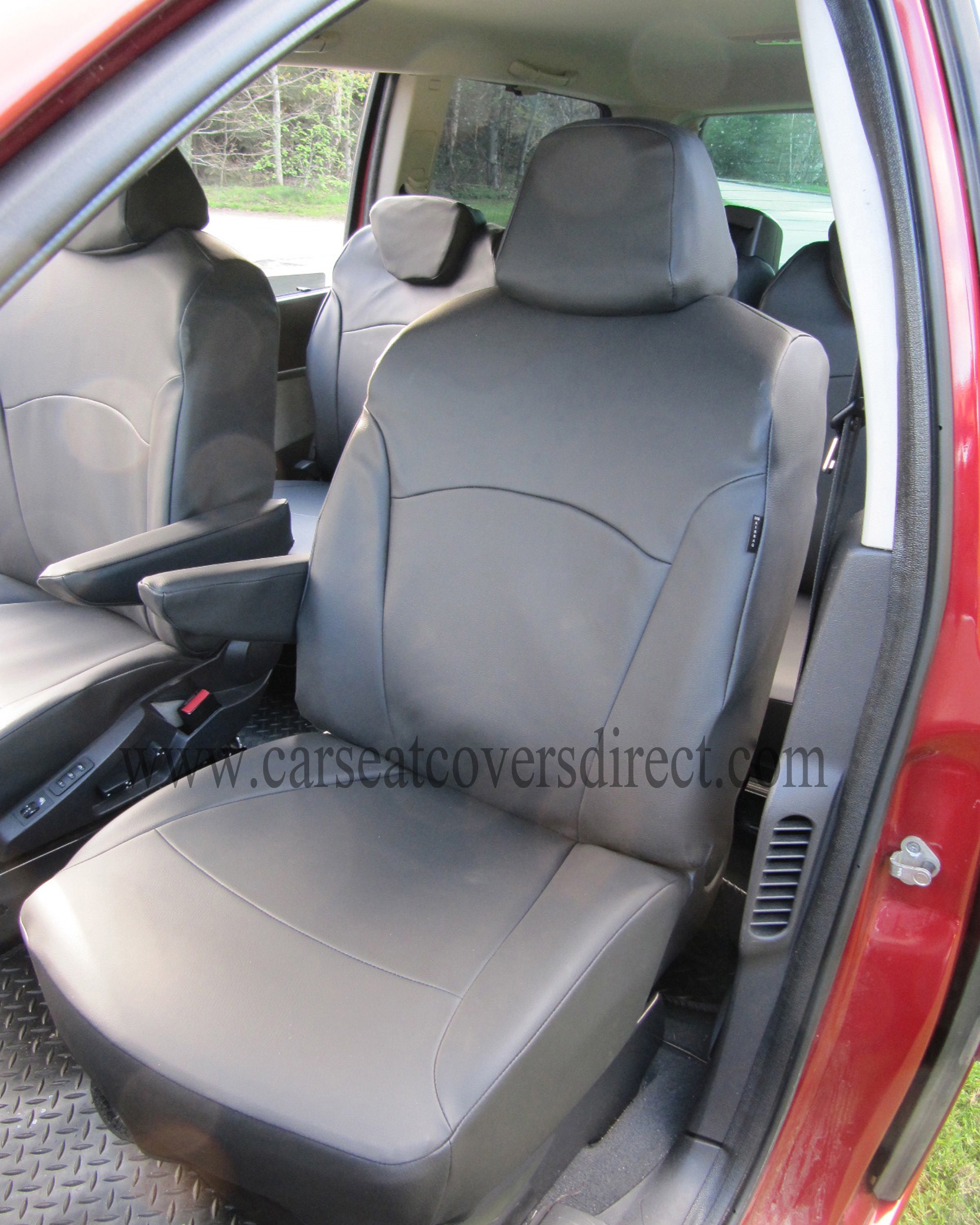 Citroen C8 2nd Gen (2008-Present) Seat Covers_10