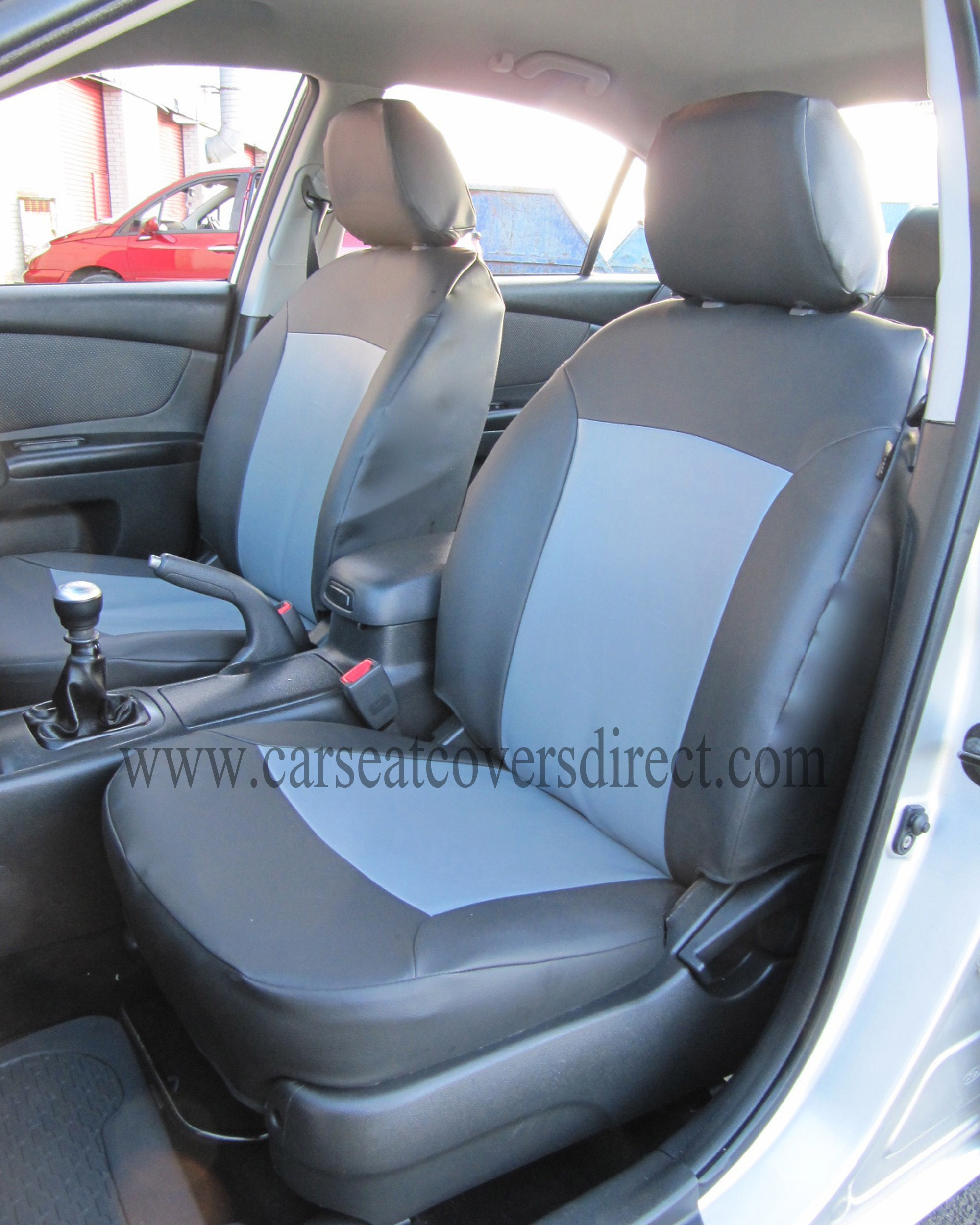 Kia Magentis (2005-2010) Seat Covers