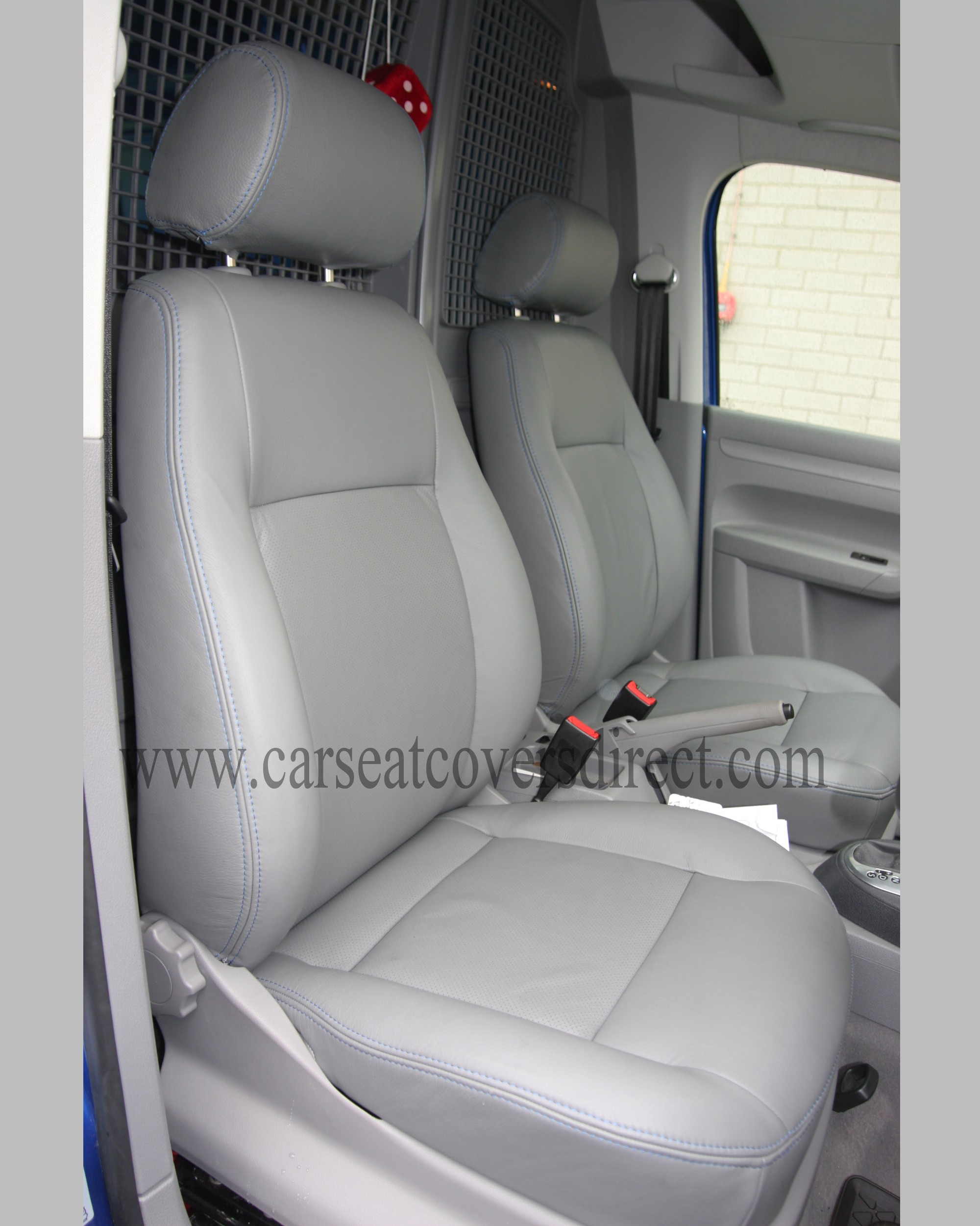 VOLKSWAGEN VW CADDY LEATHER RETRIM