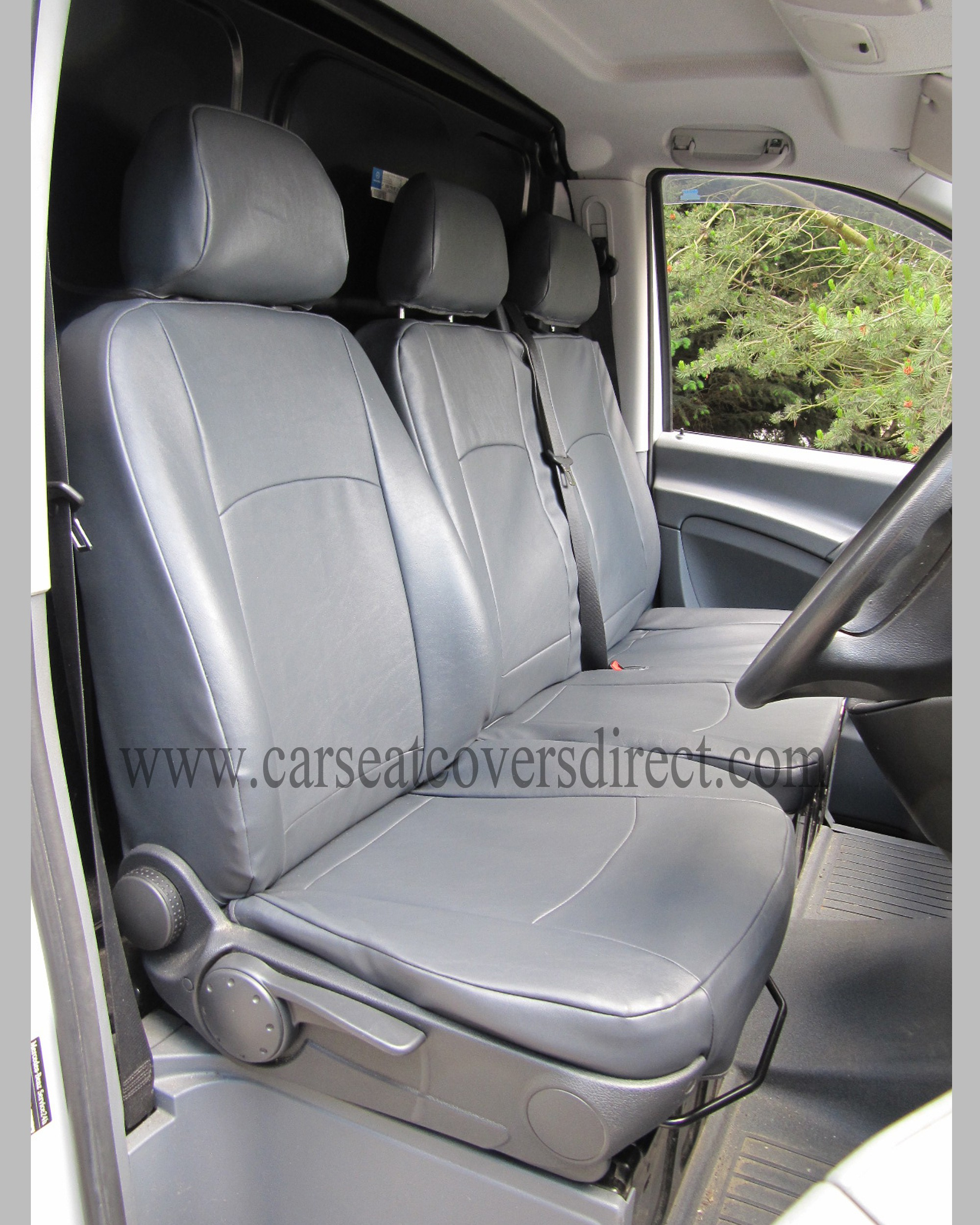 MERCEDES VITO VAN seat covers