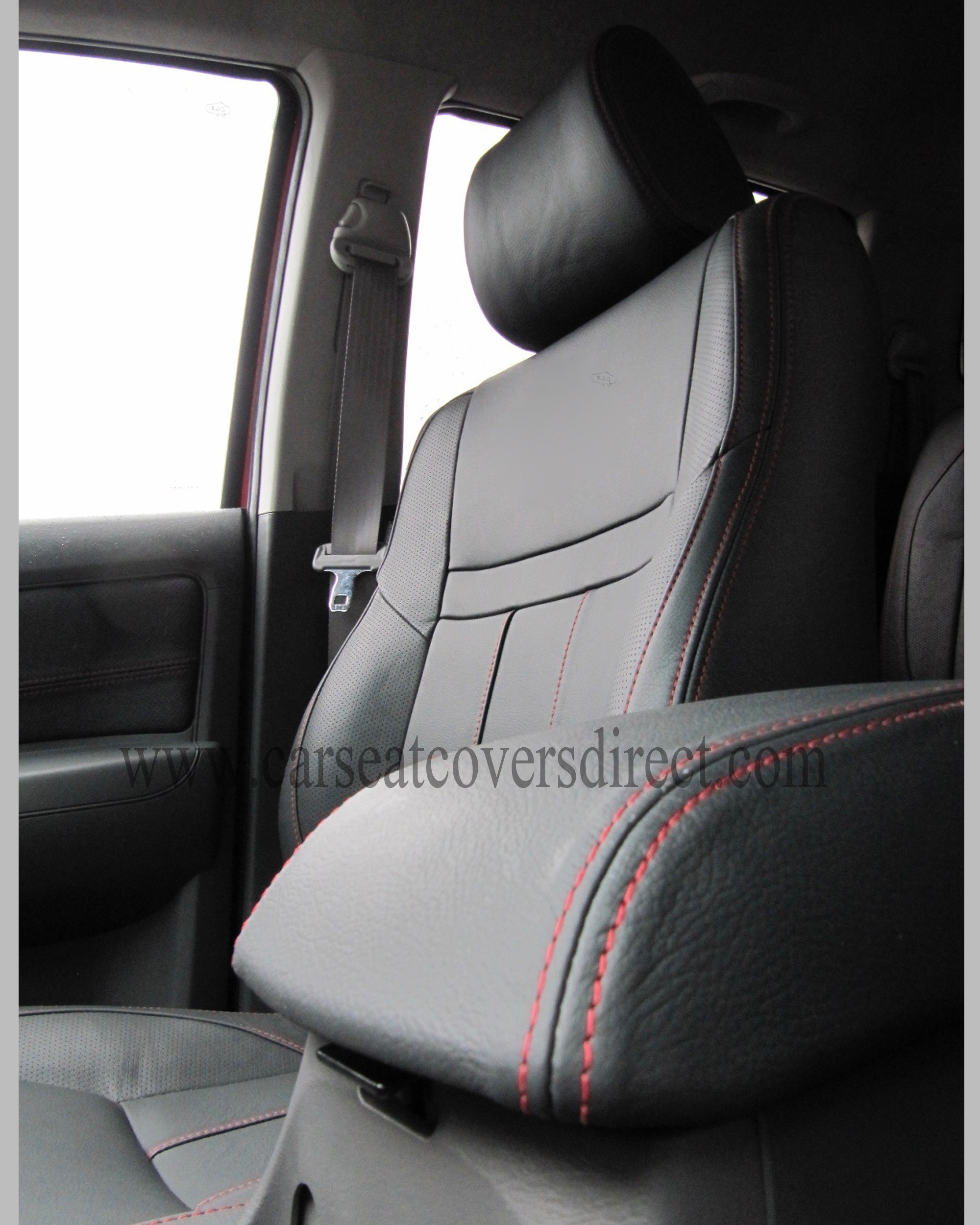 TOYOTA HILUX INVINCIBLE LEATHER RETRIM KIT