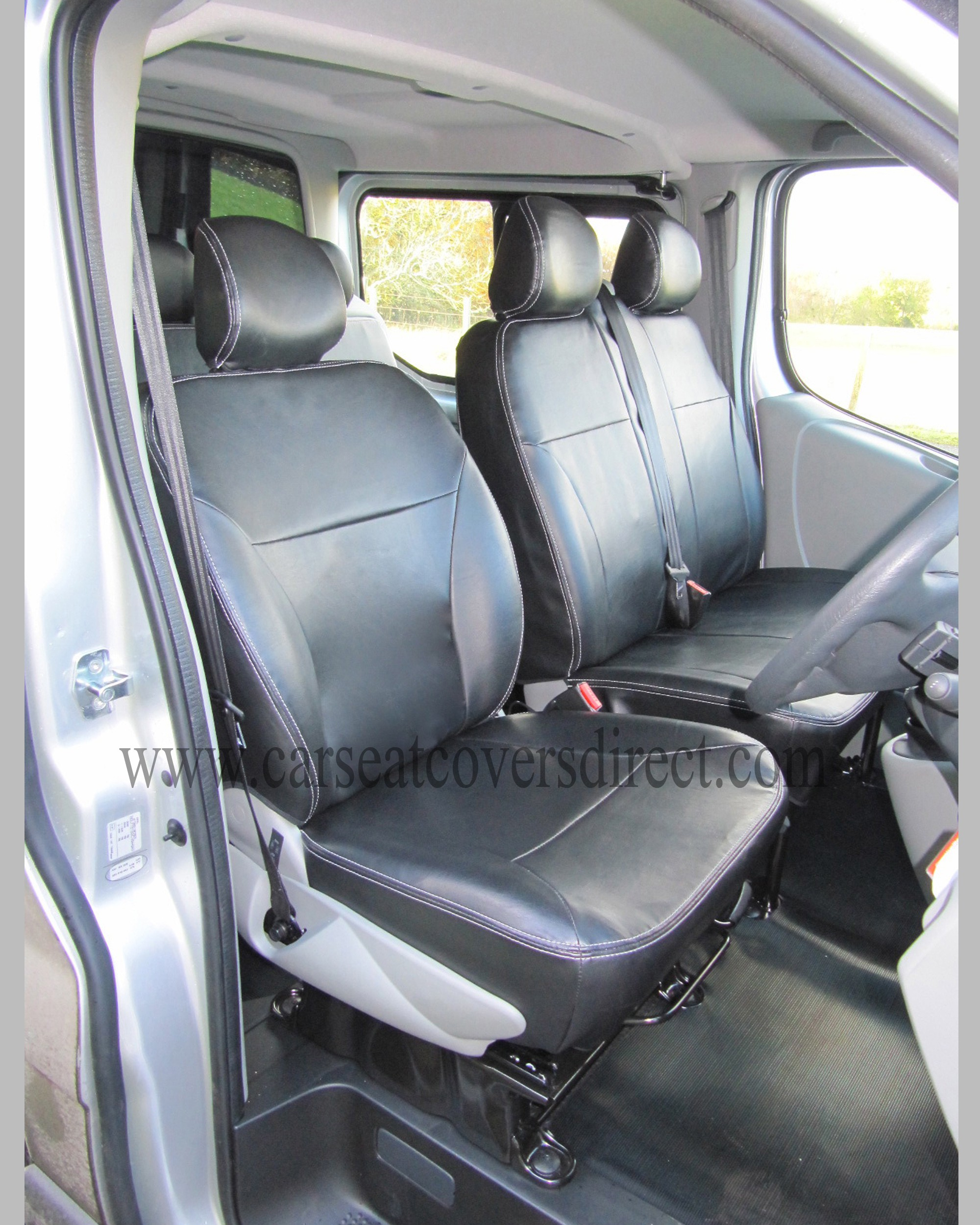 OPEL VIVARO Seat Covers