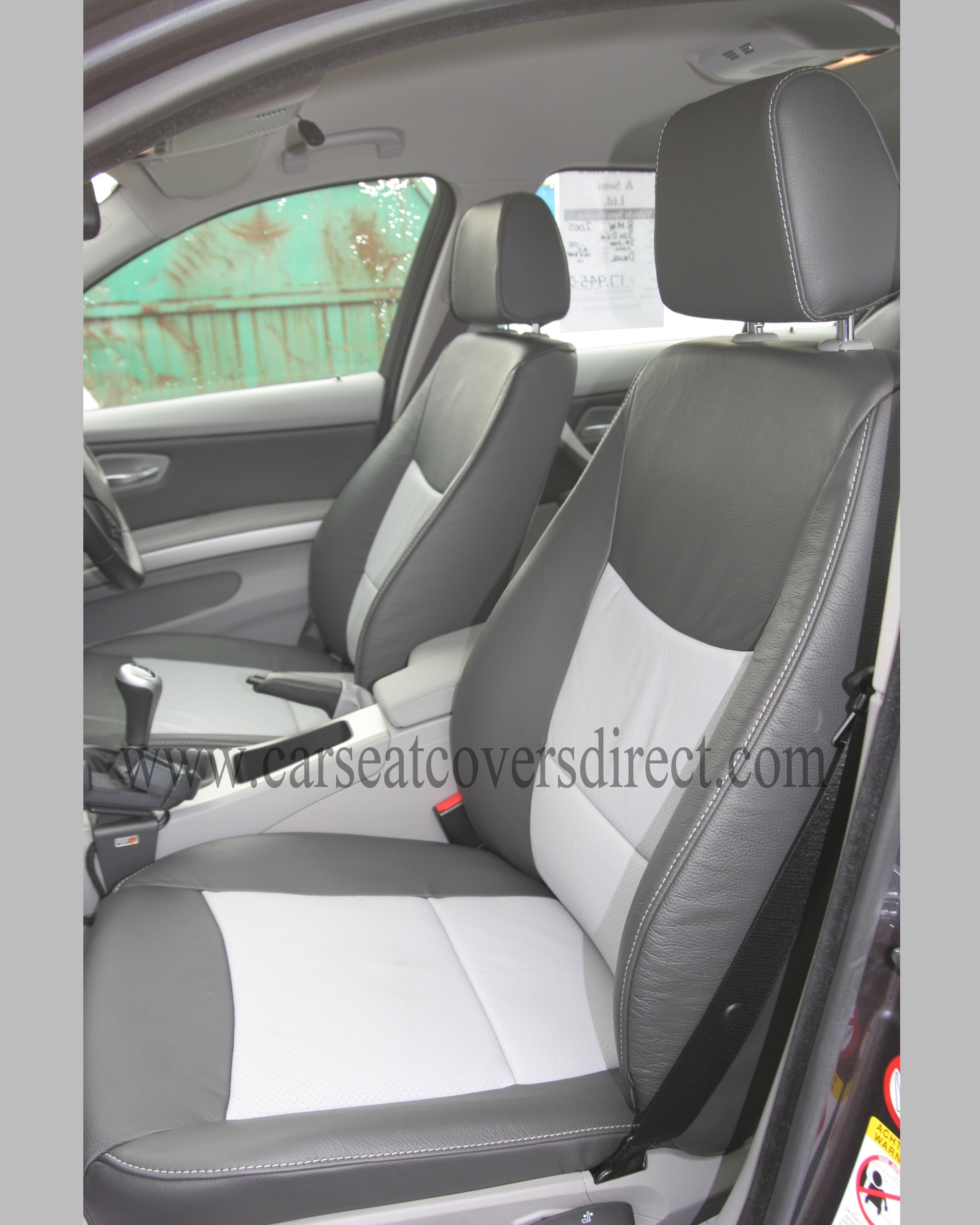 BMW 3 SERIES E90 LEATHER RETRIM