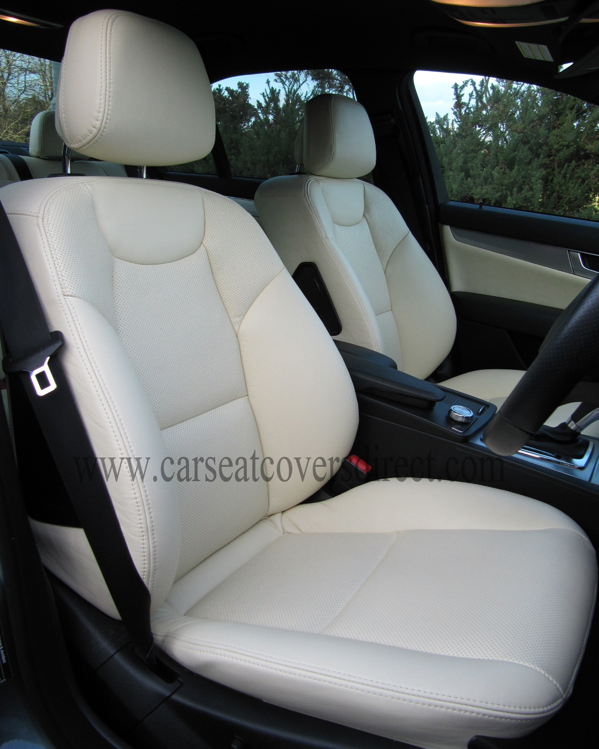 MERCEDES C-CLASS W204 LEATHER RETRIM