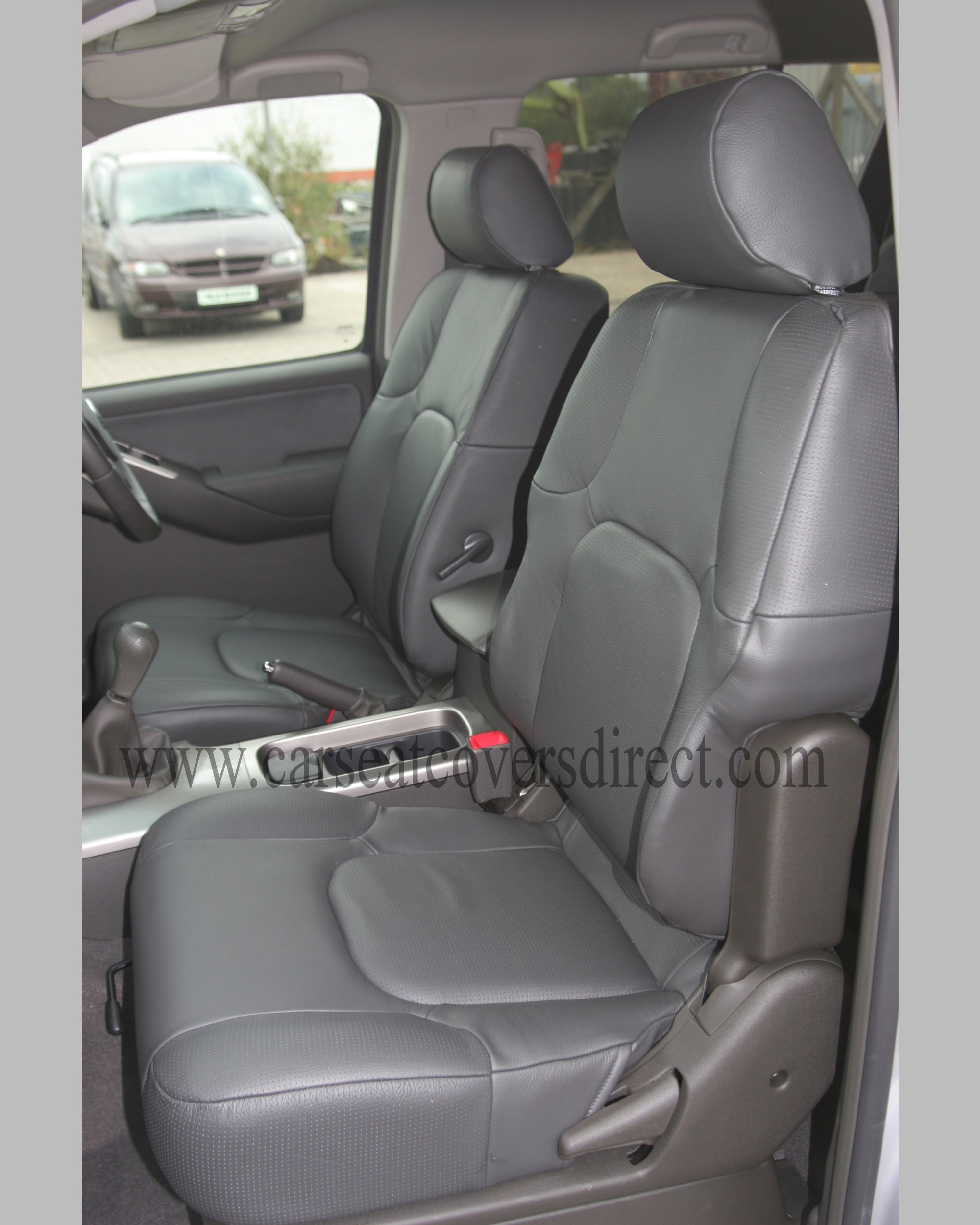 NISSAN PATHFINDER LEATHER RETRIM
