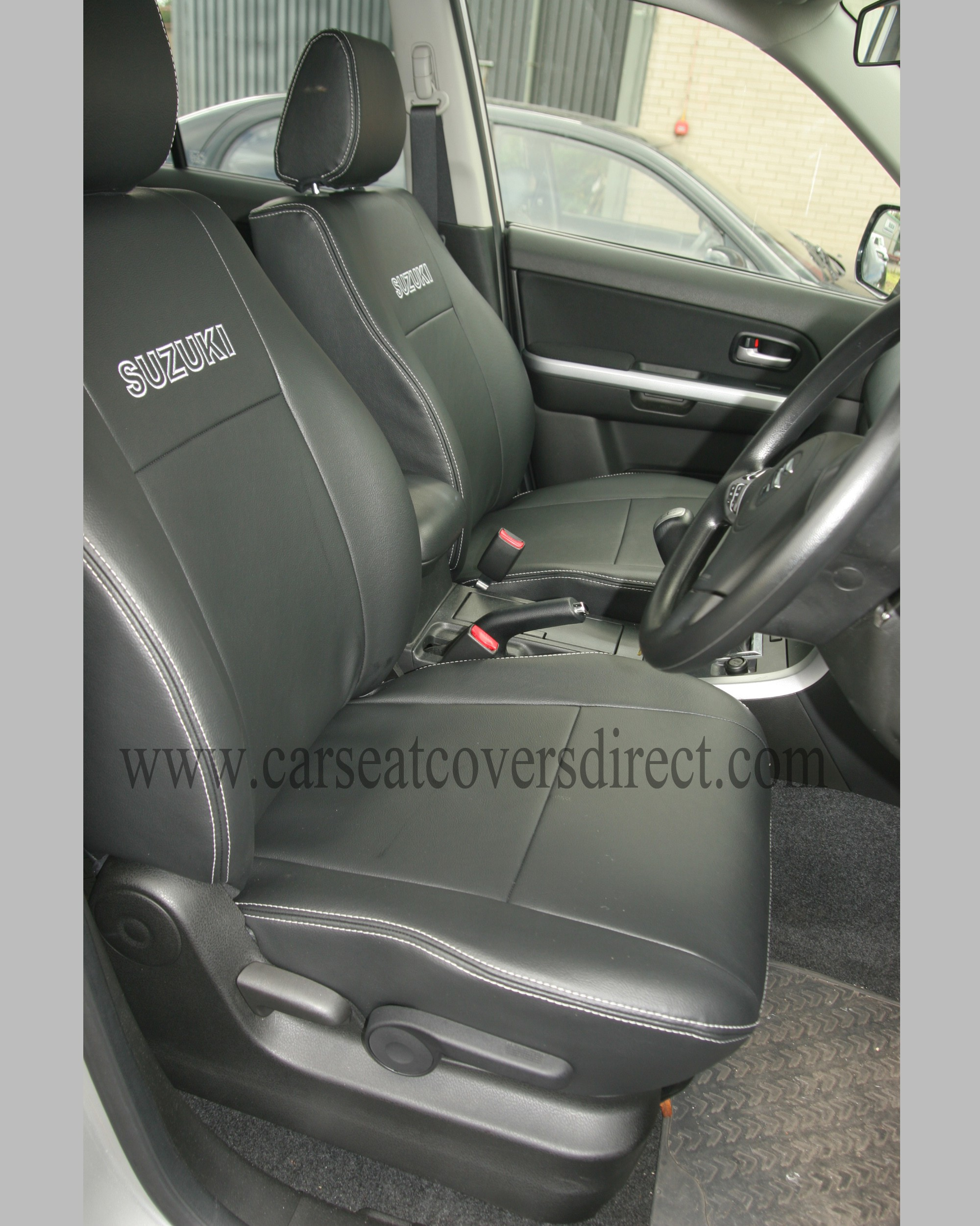 SUZUKI GRAND VITARA 3RD GEN Black Seat Covers