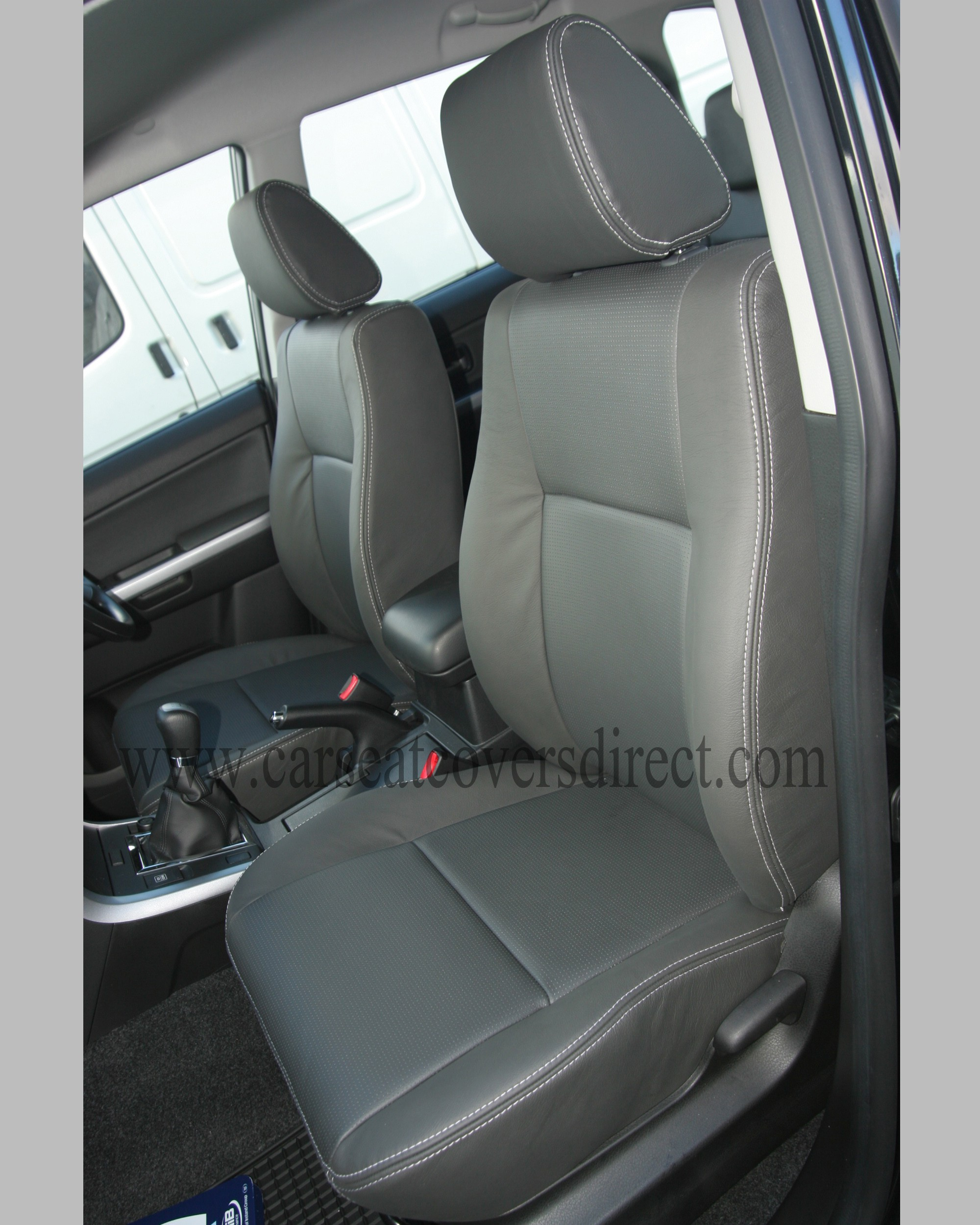 Suzuki Grand Vitara Leather Retrim (2005-2017)