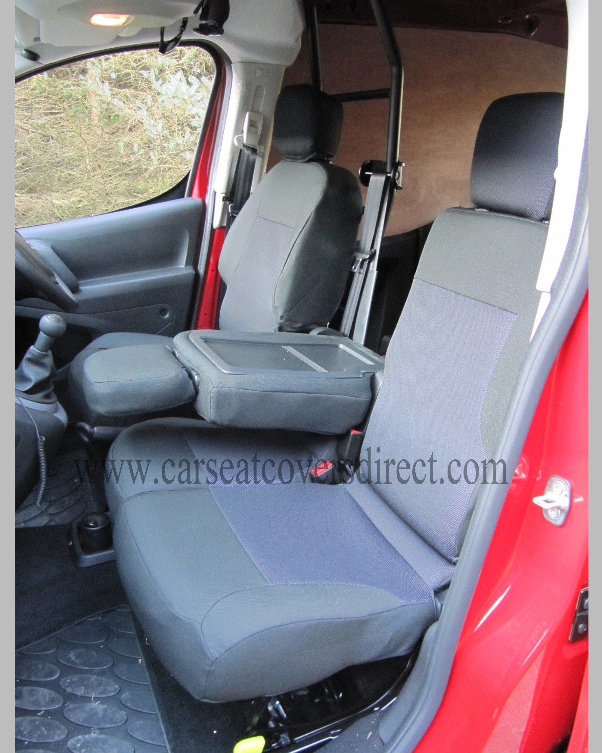 CITROEN BERLINGO Cloth seat covers