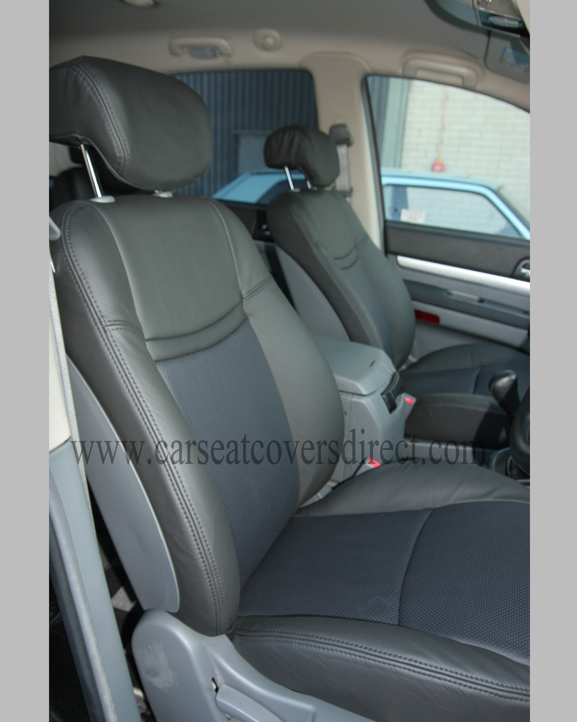 SSANG YONG RODIUS LEATHER RETRIM