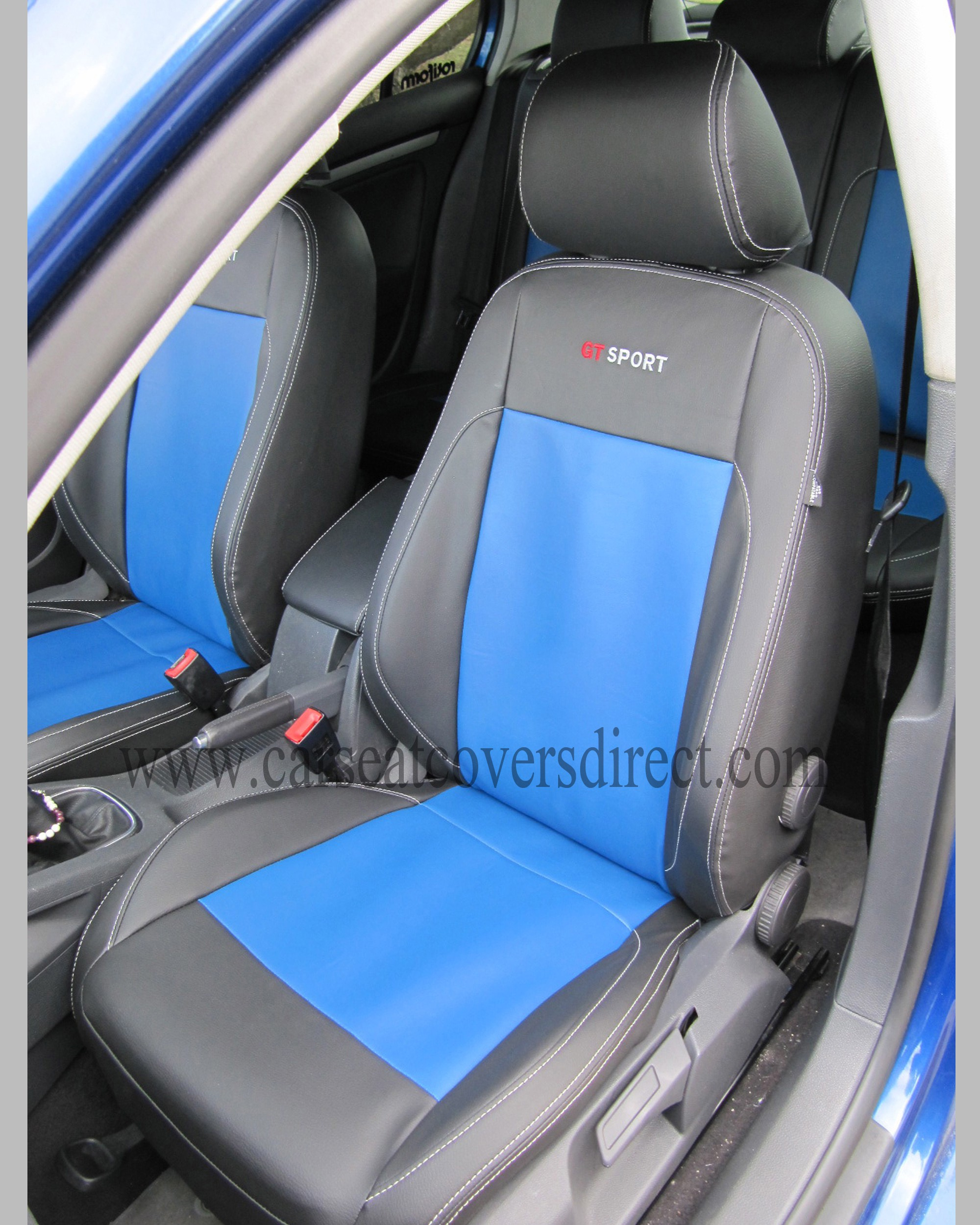 VOLKSWAGEN VW GOLF MK5 GT Seat Covers
