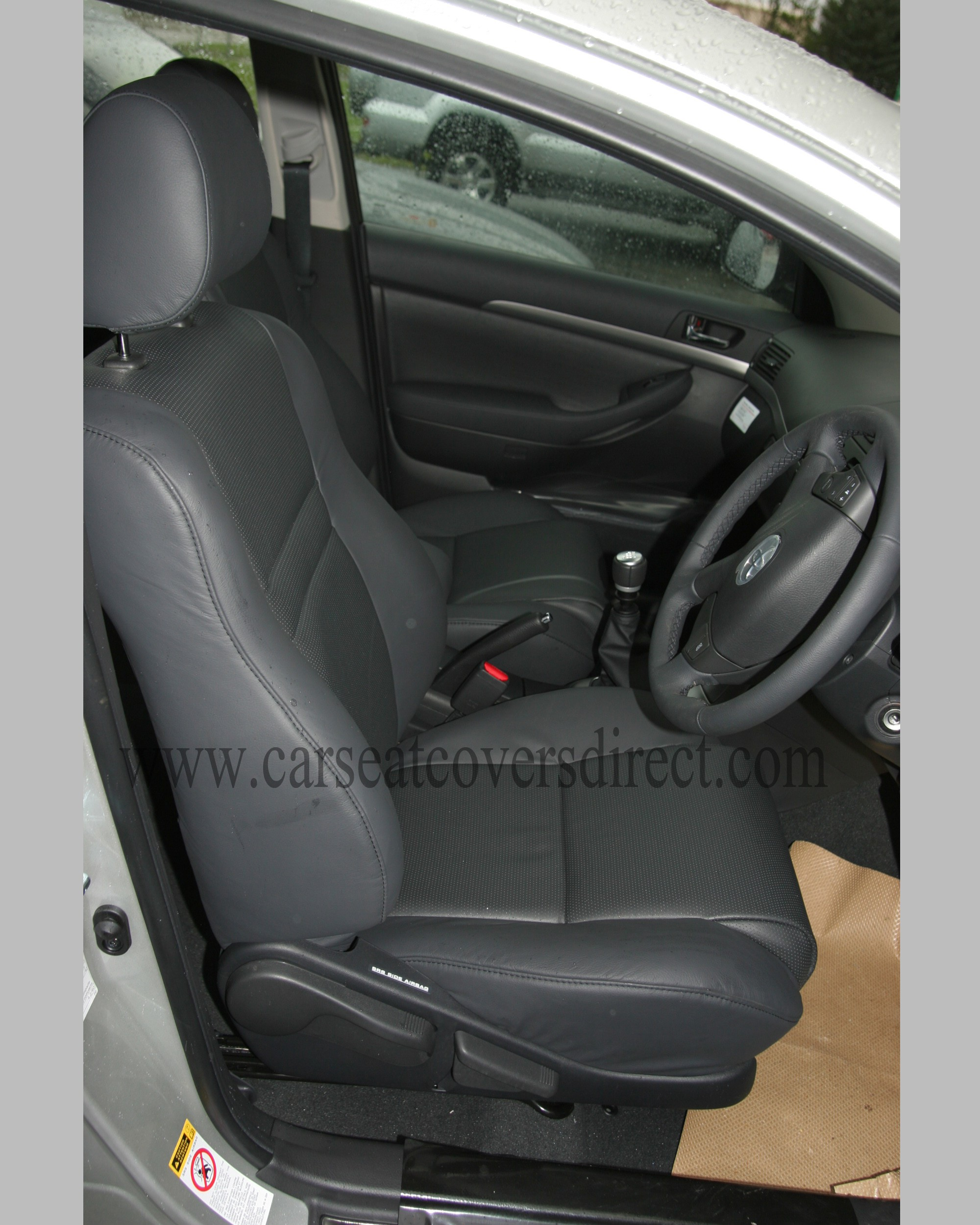 TOYOTA AVENSIS 2ND GEN LEATHER RETRIM